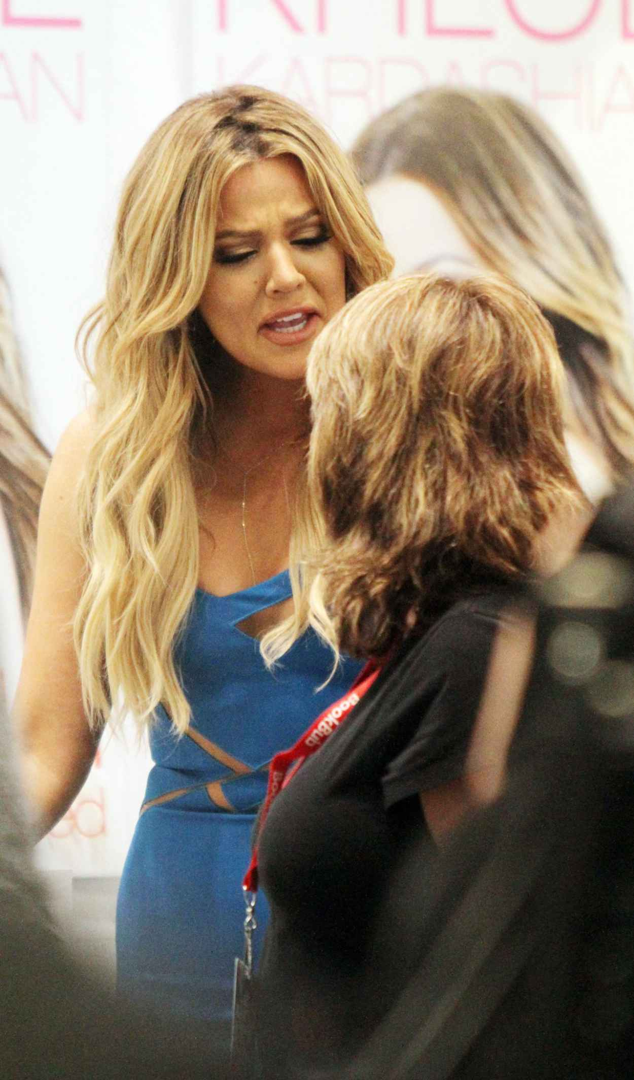 Khloe Kardashian - BookCon in New York City, May 2015-2