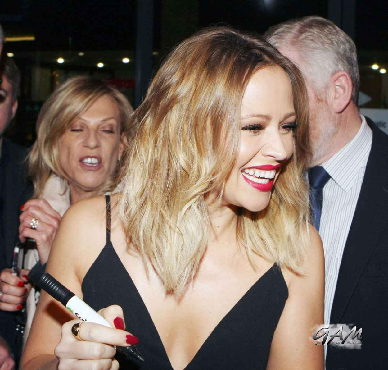 Kimberley Walsh at The Late Late Show Dublin-1