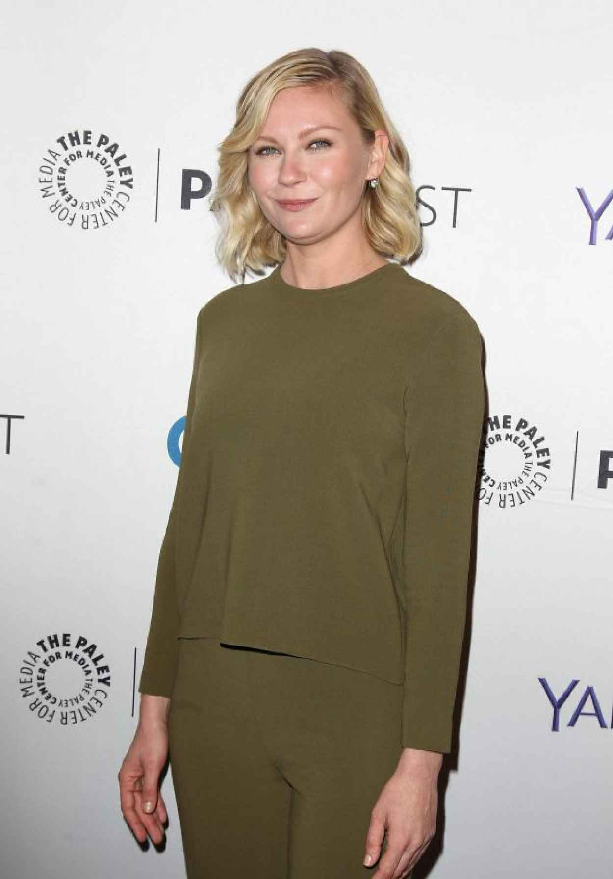 Kirsten Dunst - PaleyFest 2015 Fargo at The Paley Center for Media in NYC-1