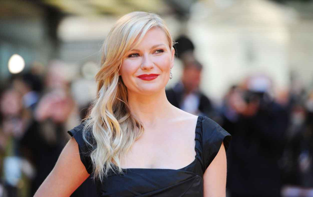 Kirsten Dunst - The Two Faces of January Premiere in London-1