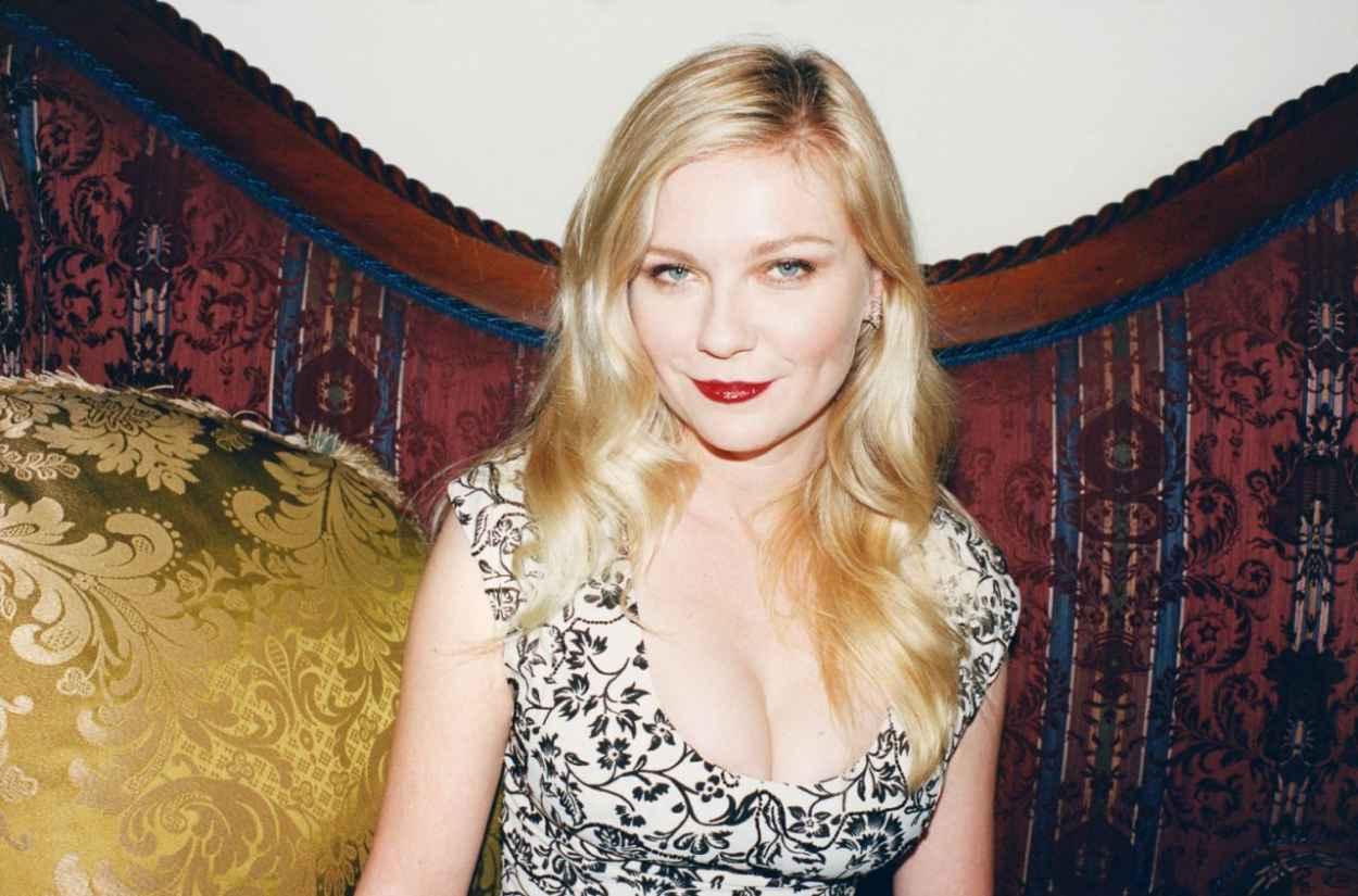Kirsten Dunst - W Magazine Summer Pleasures Issue-1