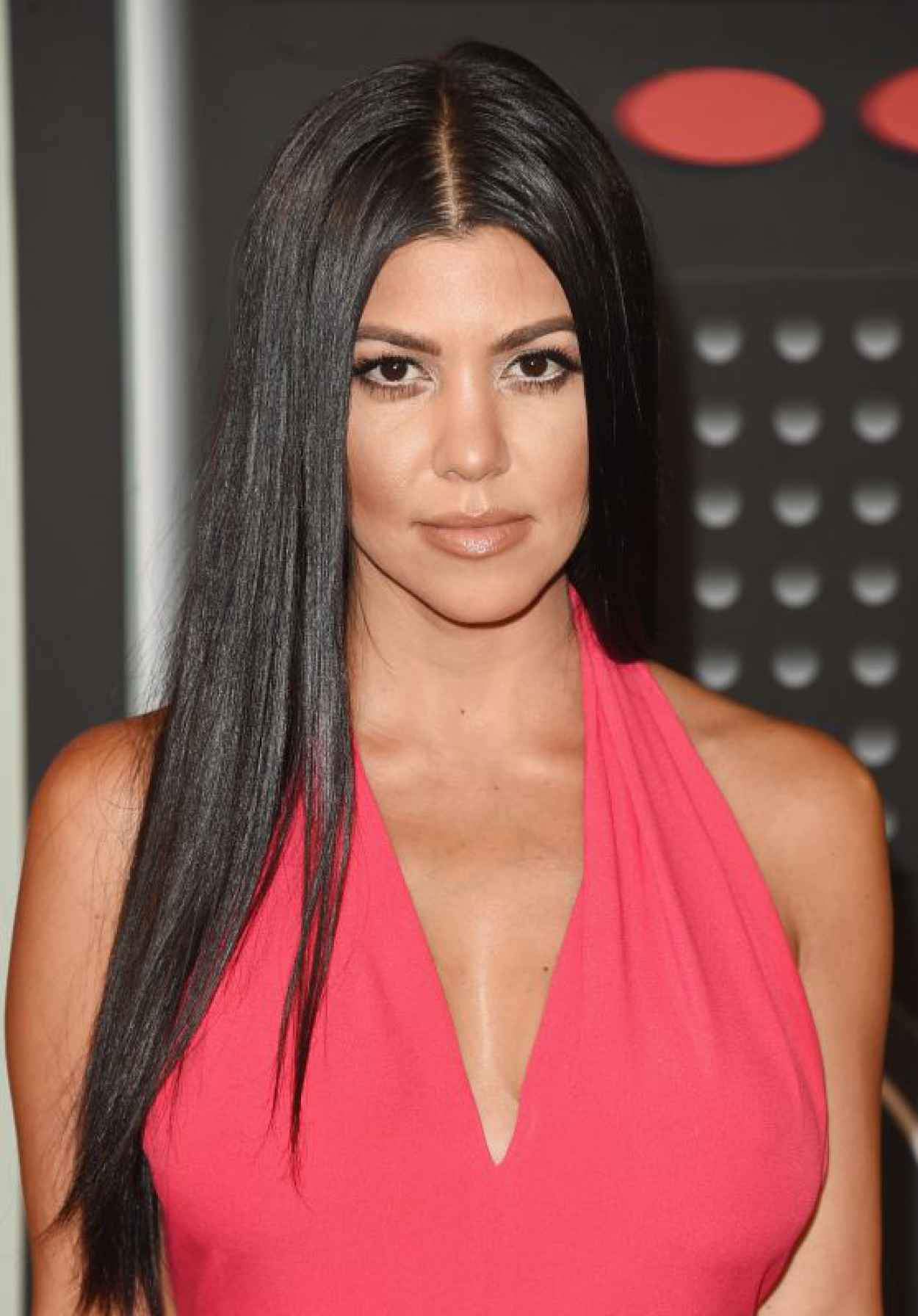 Kourtney Kardashian - 2015 MTV Video Music Awards at Microsoft Theater in Los Angeles-1