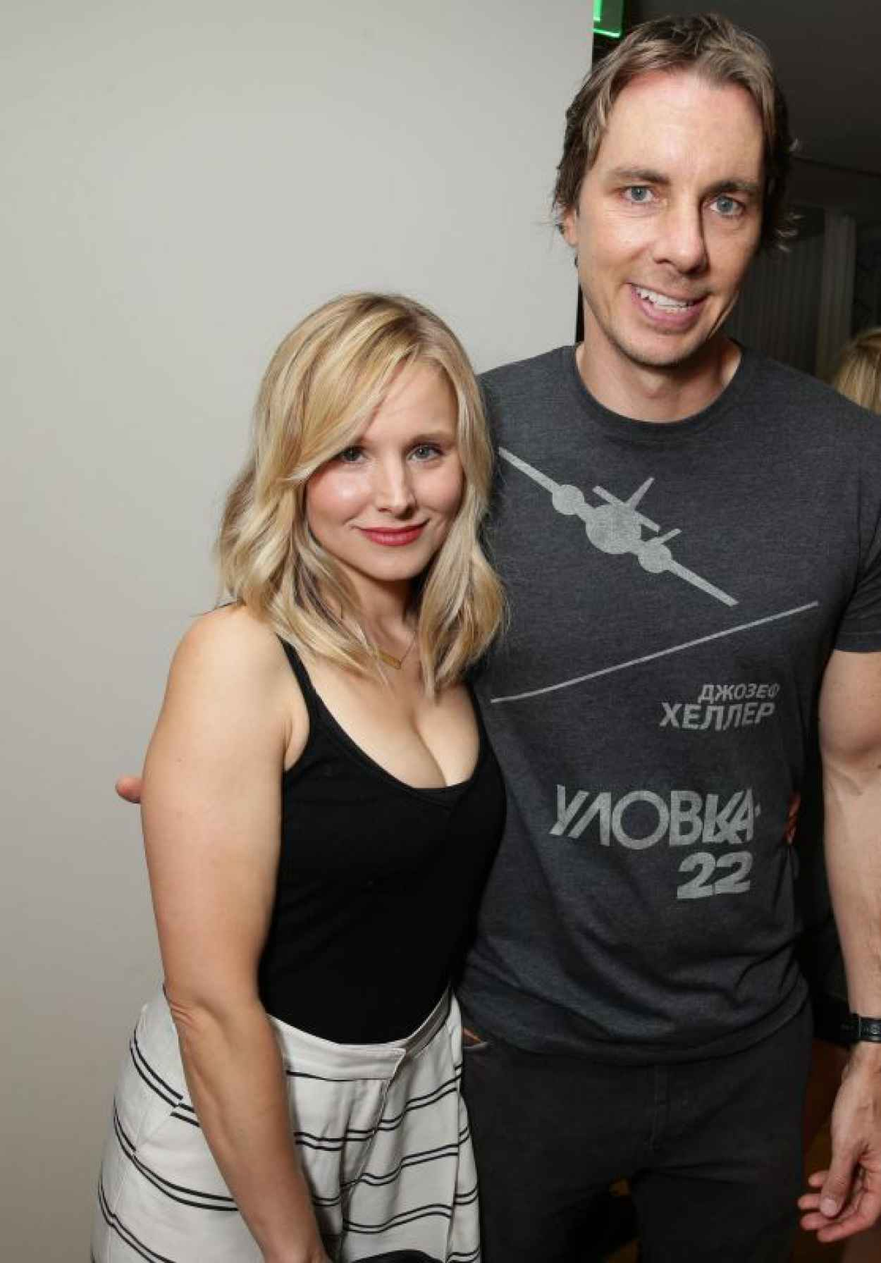 Kristen Bell - Showtimes Private Screening of Prophets Prey in Beverly Hills-1