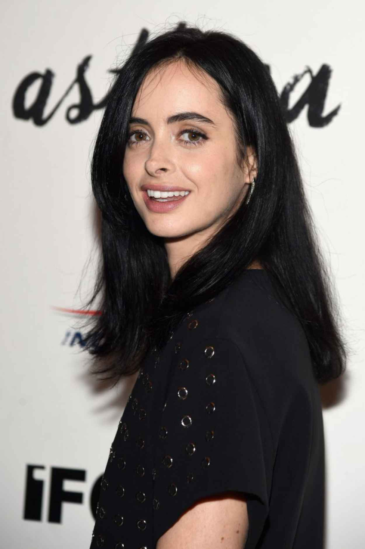 Krysten Ritter - Asthma Screening in NYC-2