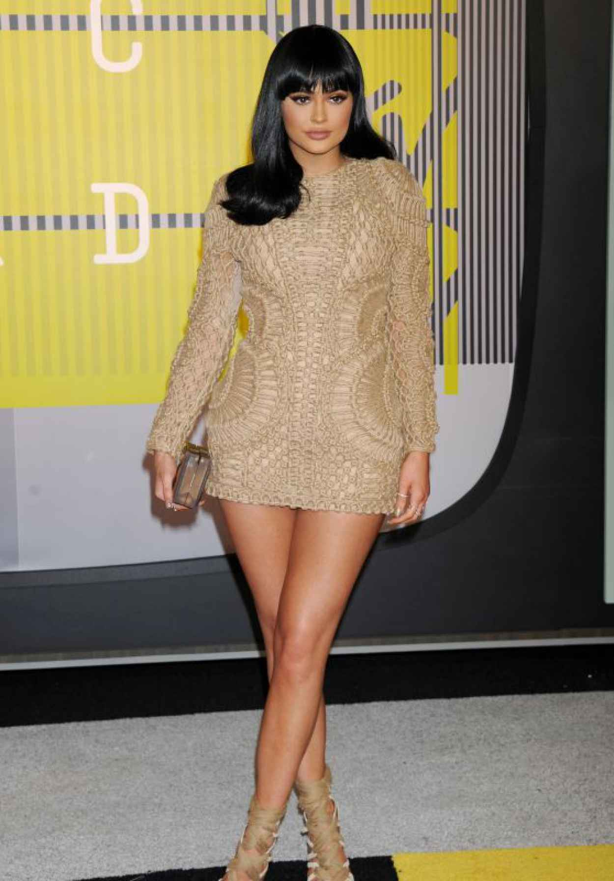 Kylie Jenner - 2015 MTV Video Music Awards at Microsoft Theater in Los Angeles-1