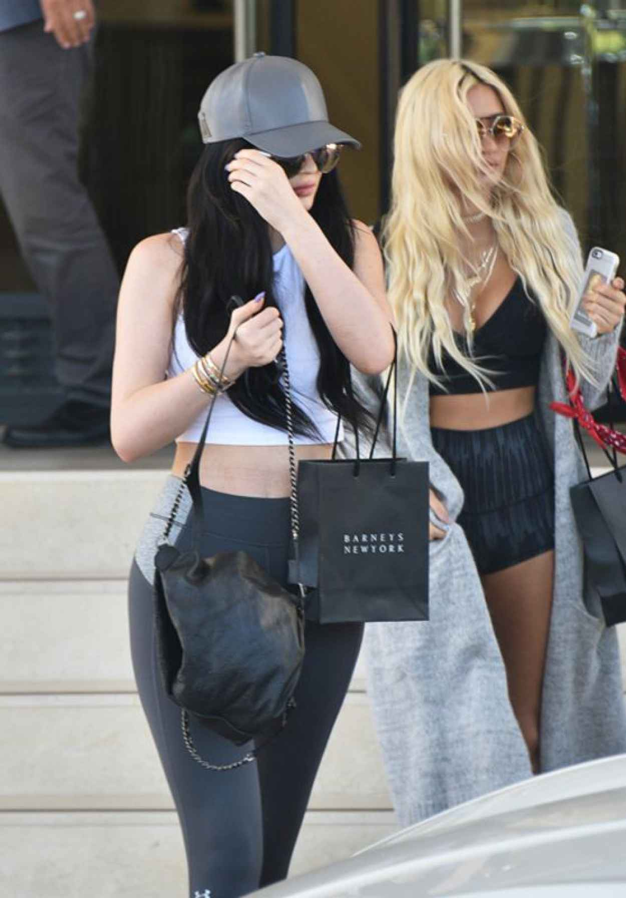 Kylie Jenner and Pia Mia Perez - Out in Beverly Hills, August 2015-1
