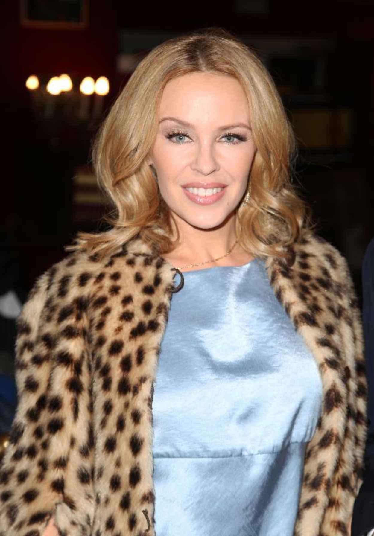 Kylie Minogue - Les Grandes Filles Play Benefiting APREC in Paris-1