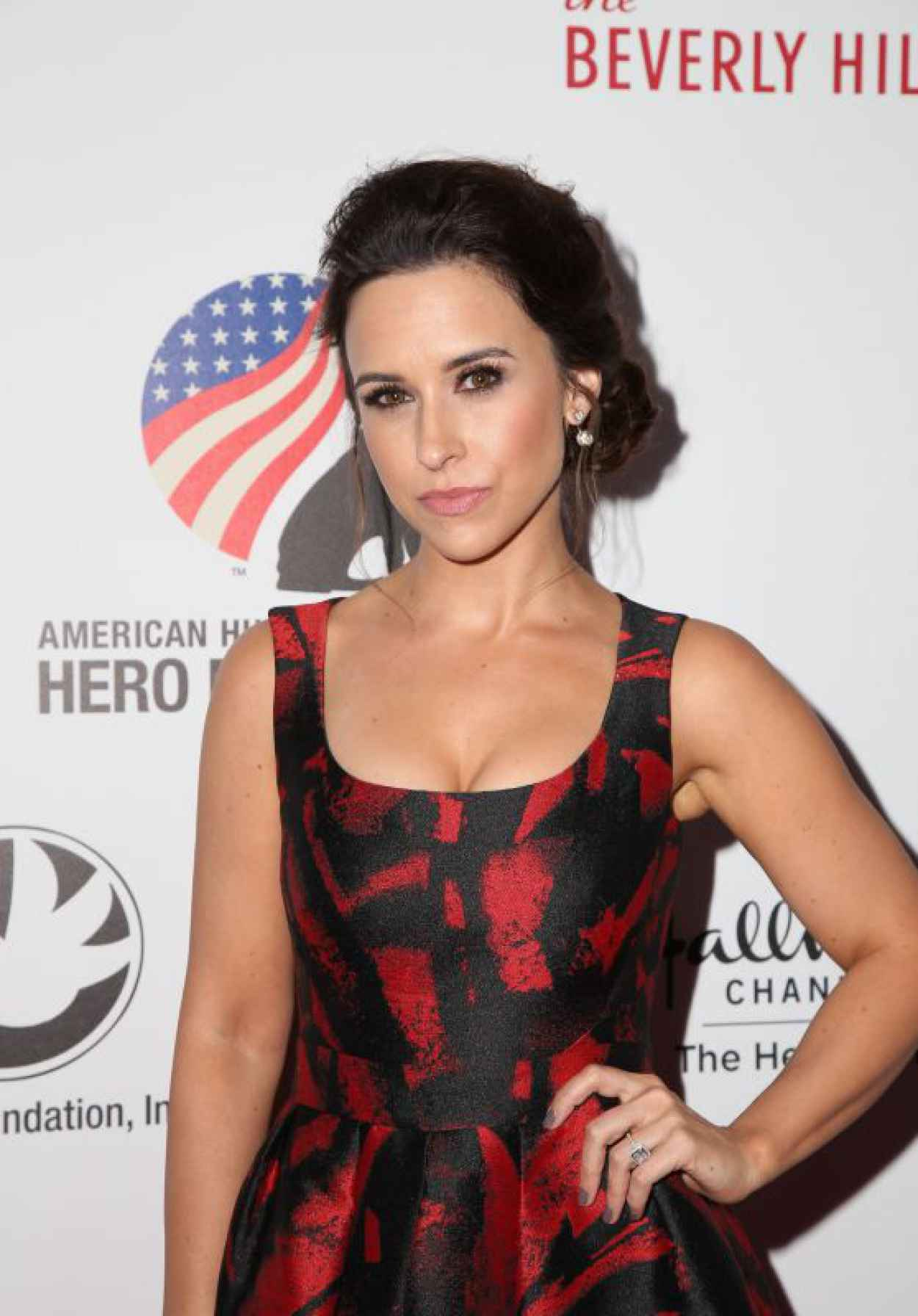 Lacey Chabert - 2015 American Humane Association Hero Dog Awards in Beverly Hills-1