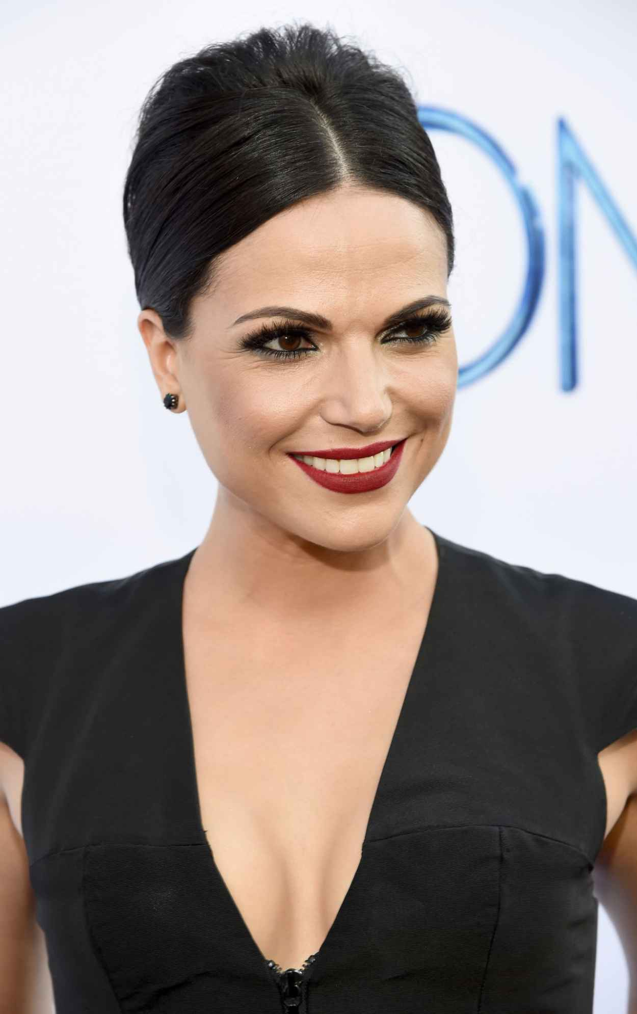Lana Parrilla - Once Upon A Time Season 4 Screening in Hollywood-1
