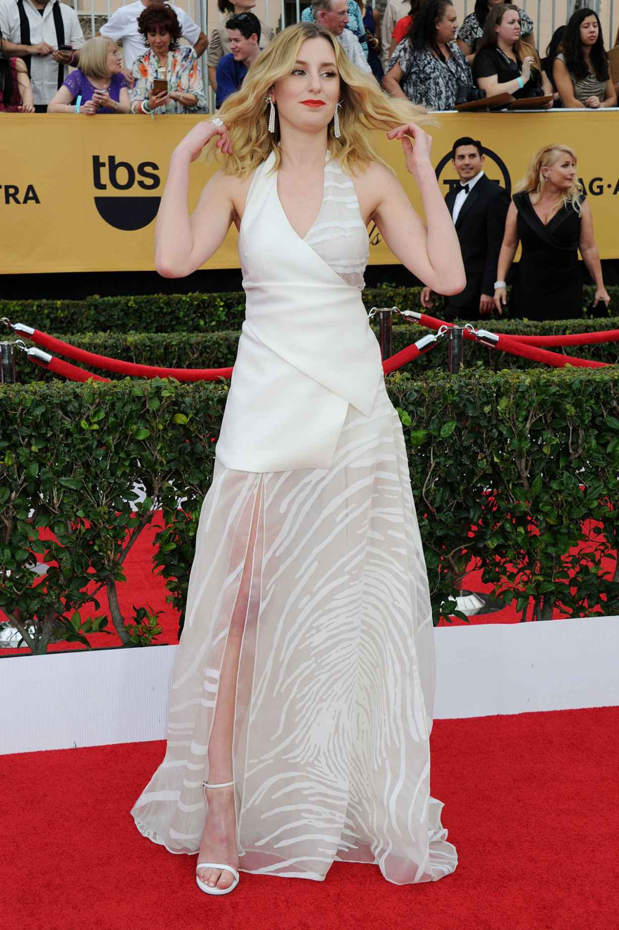 Laura Carmichael - 2015 SAG Awards in Los Angeles-1