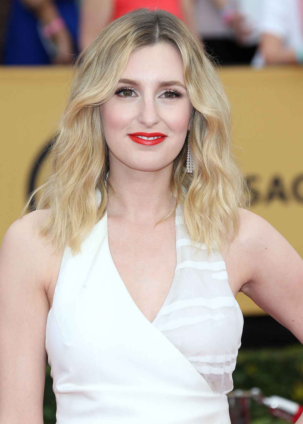 Laura Carmichael - 2015 SAG Awards in Los Angeles-4