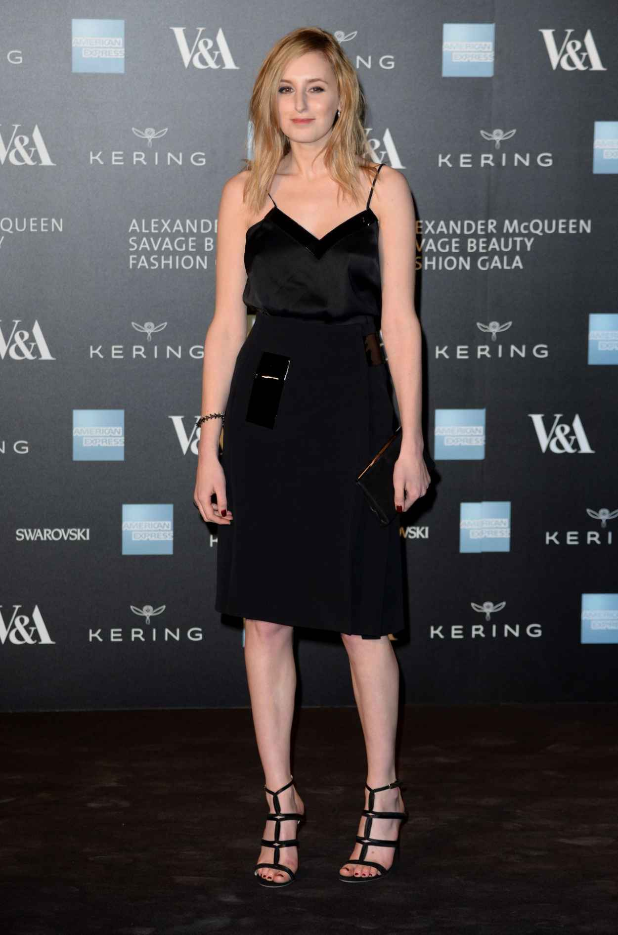 Laura Carmichael - Alexander McQueen: Savage Beauty Gala in London, March 2015-3