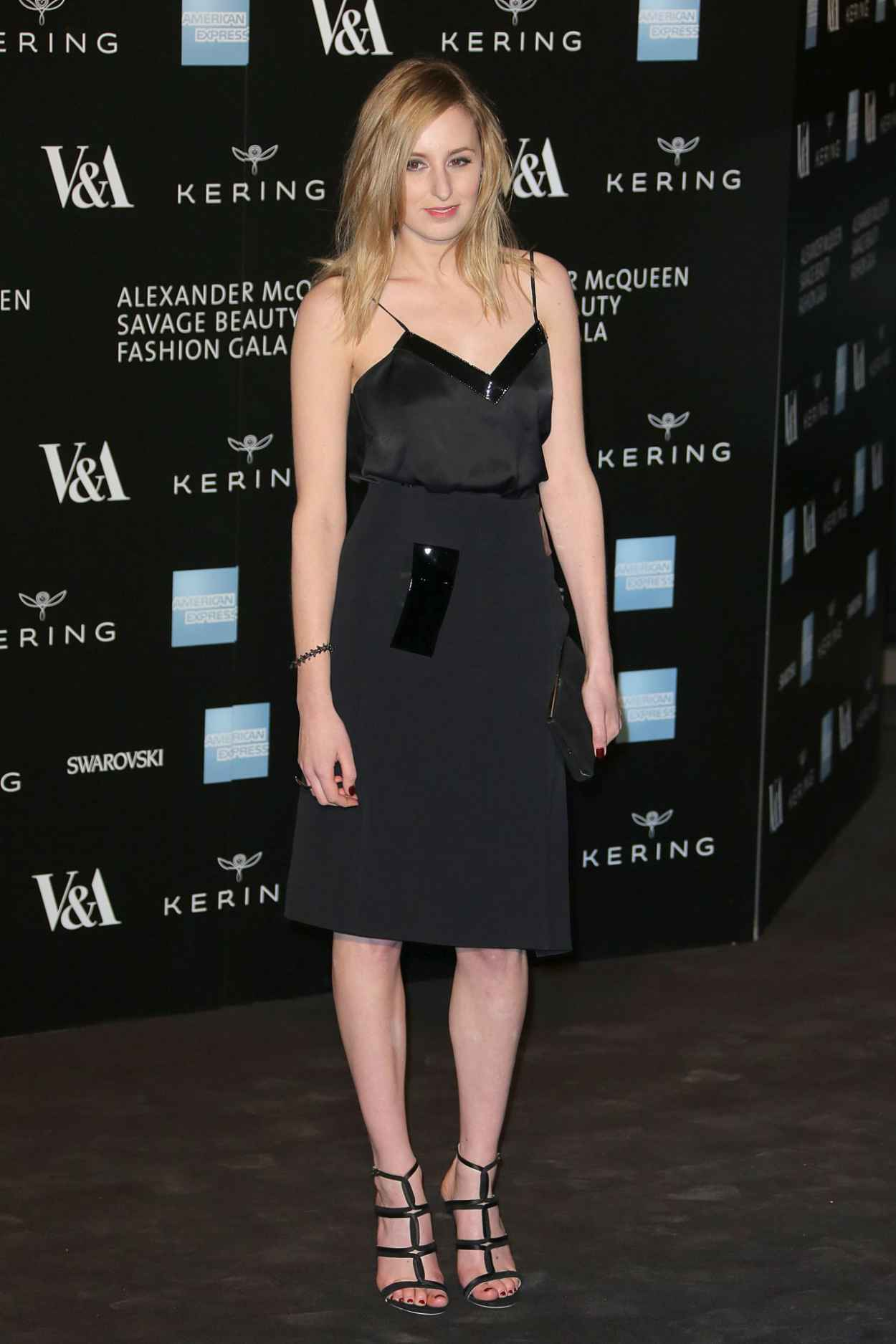 Laura Carmichael - Alexander McQueen: Savage Beauty Gala in London, March 2015-5