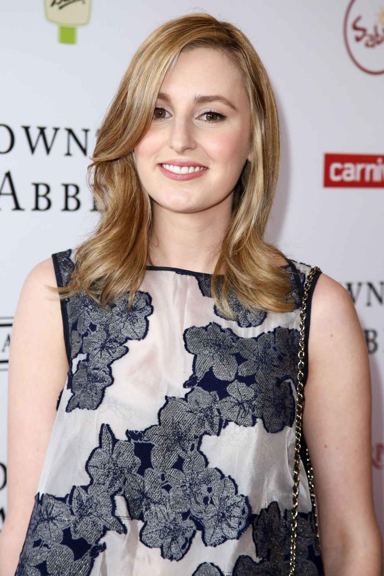 Laura Carmichael - An Afternoon With Downton Abbey Talent Panel Q&A in Beverly Hills-5