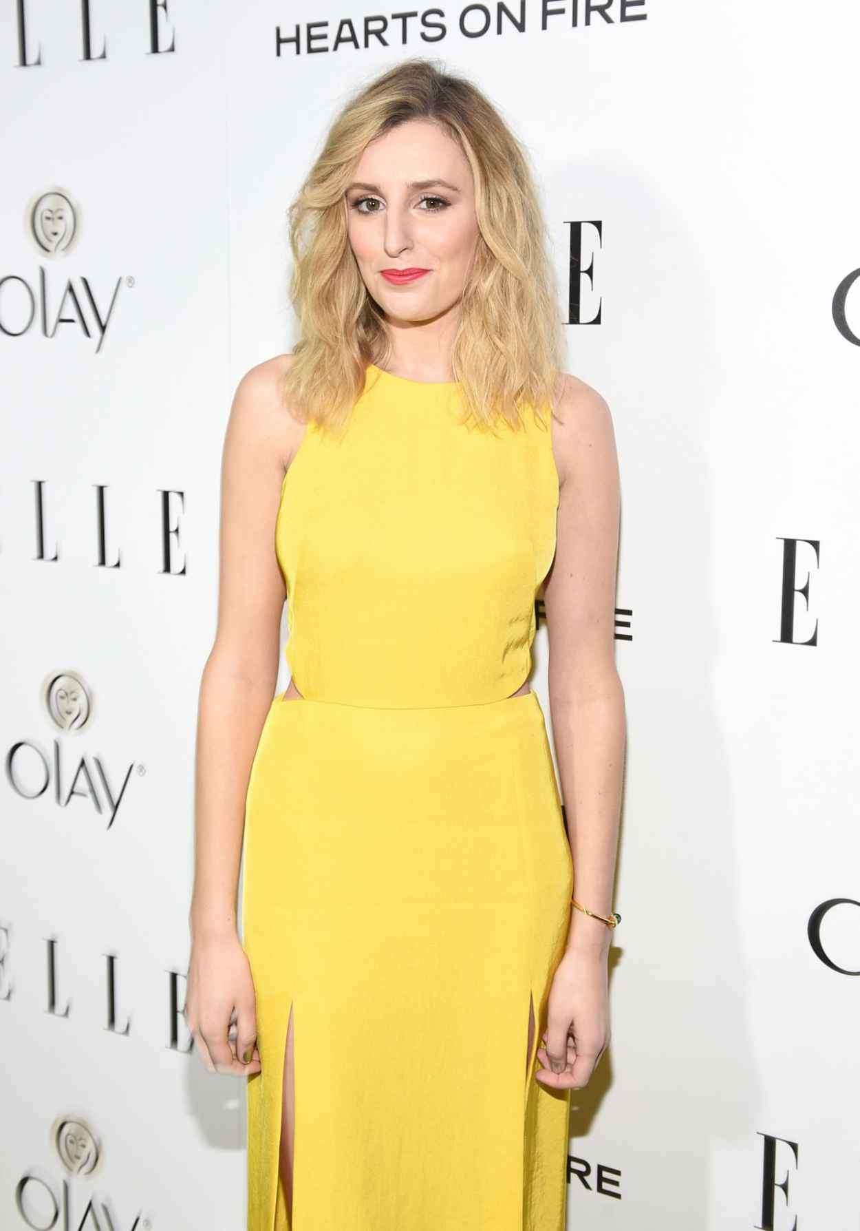 Laura Carmichael - ELLEs 2015 Women in Television Celebration in West Hollywood-1
