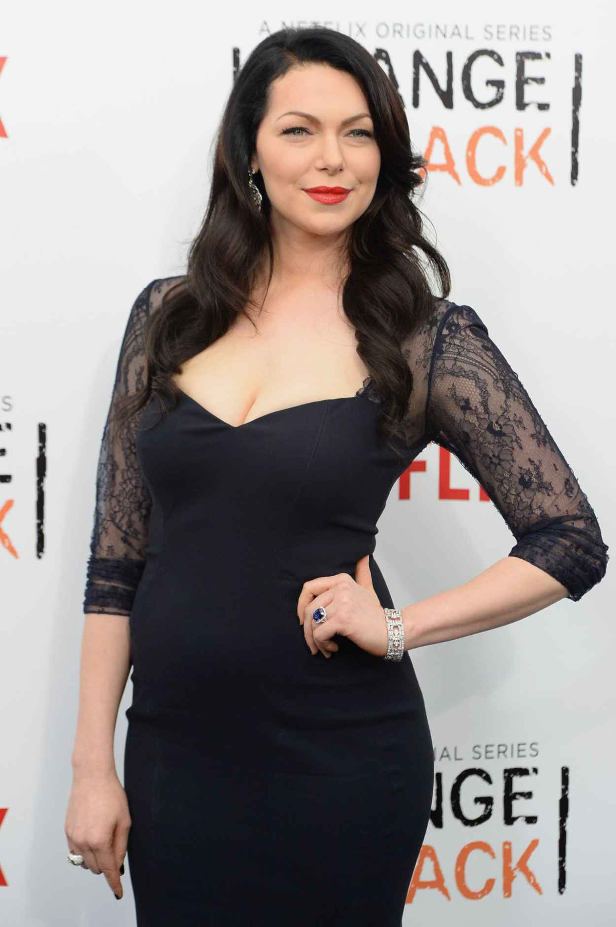 Laura Prepon – Orange is The New Black TV Series Season 2 Premiere in New York City