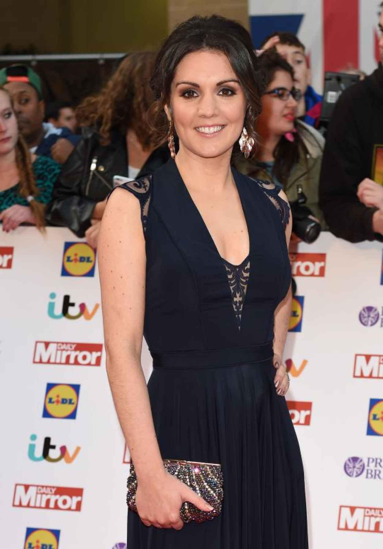 Laura Tobin - Pride of Britain Awards 2015 in London-1