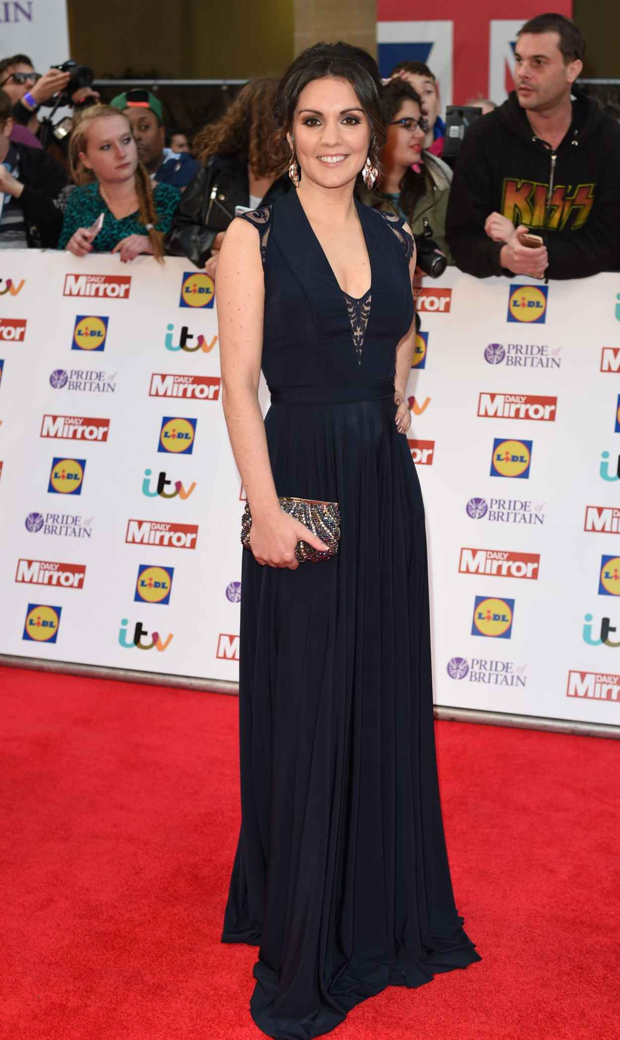 Laura Tobin - Pride of Britain Awards 2015 in London-2