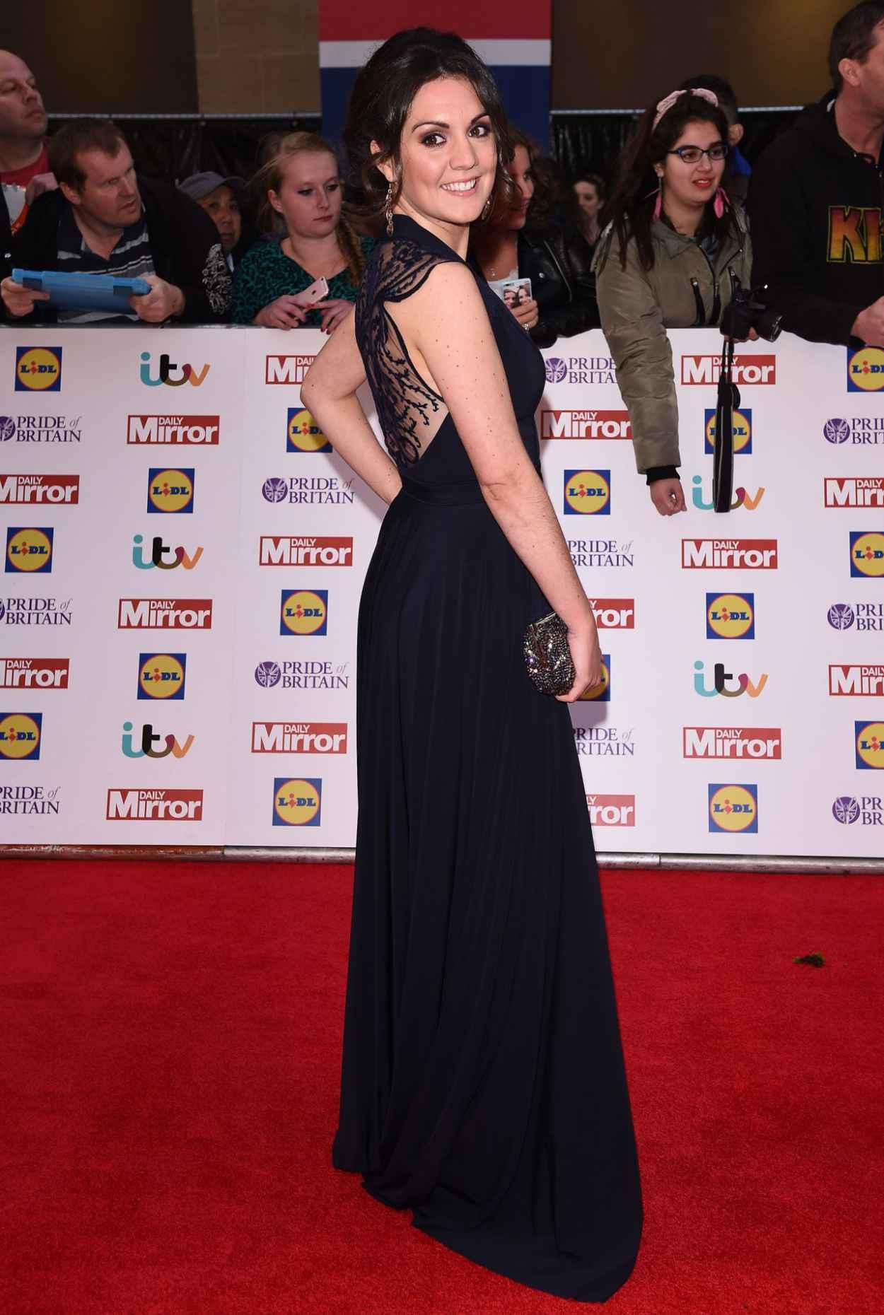 Laura Tobin - Pride of Britain Awards 2015 in London-3