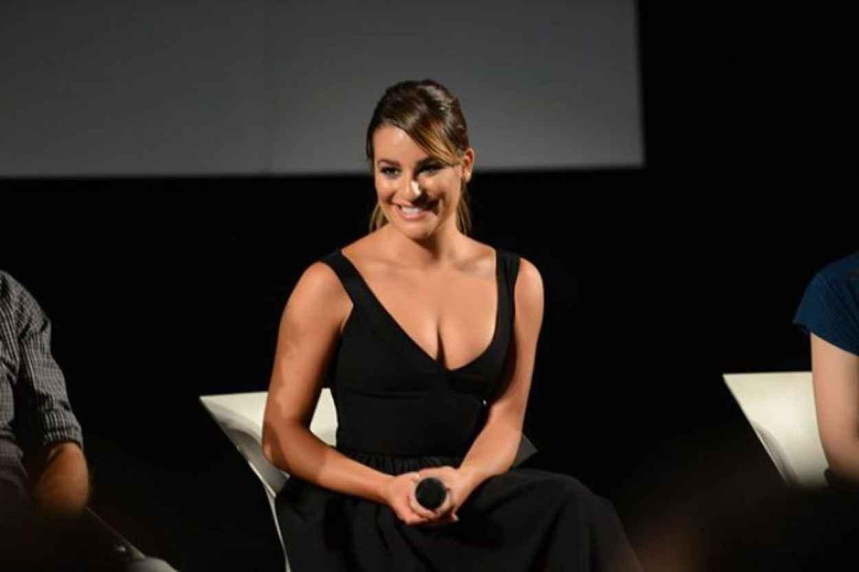 Lea Michele - 2015 Giffoni Film Festival in Italy-3