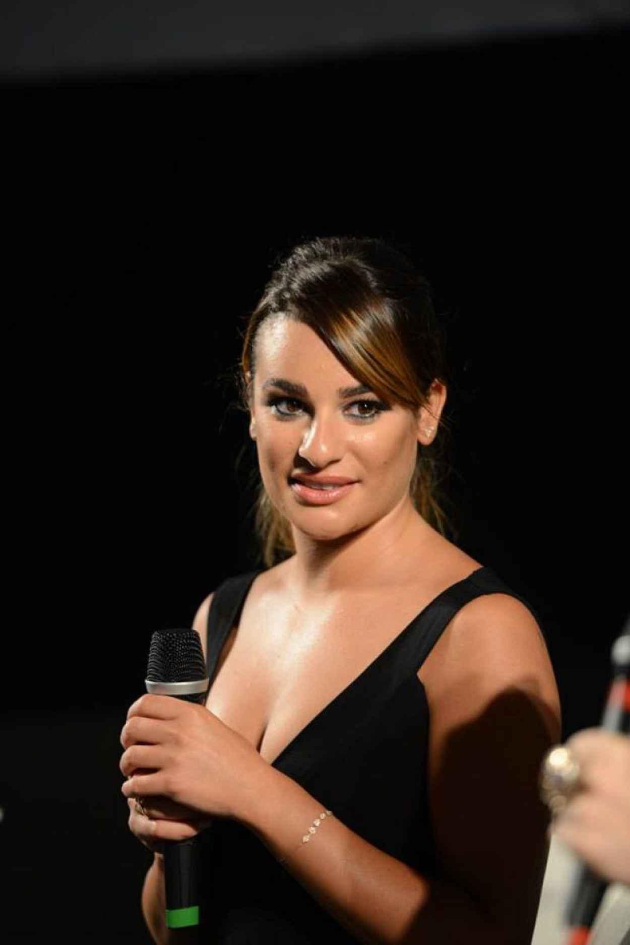 Lea Michele - 2015 Giffoni Film Festival in Italy-4