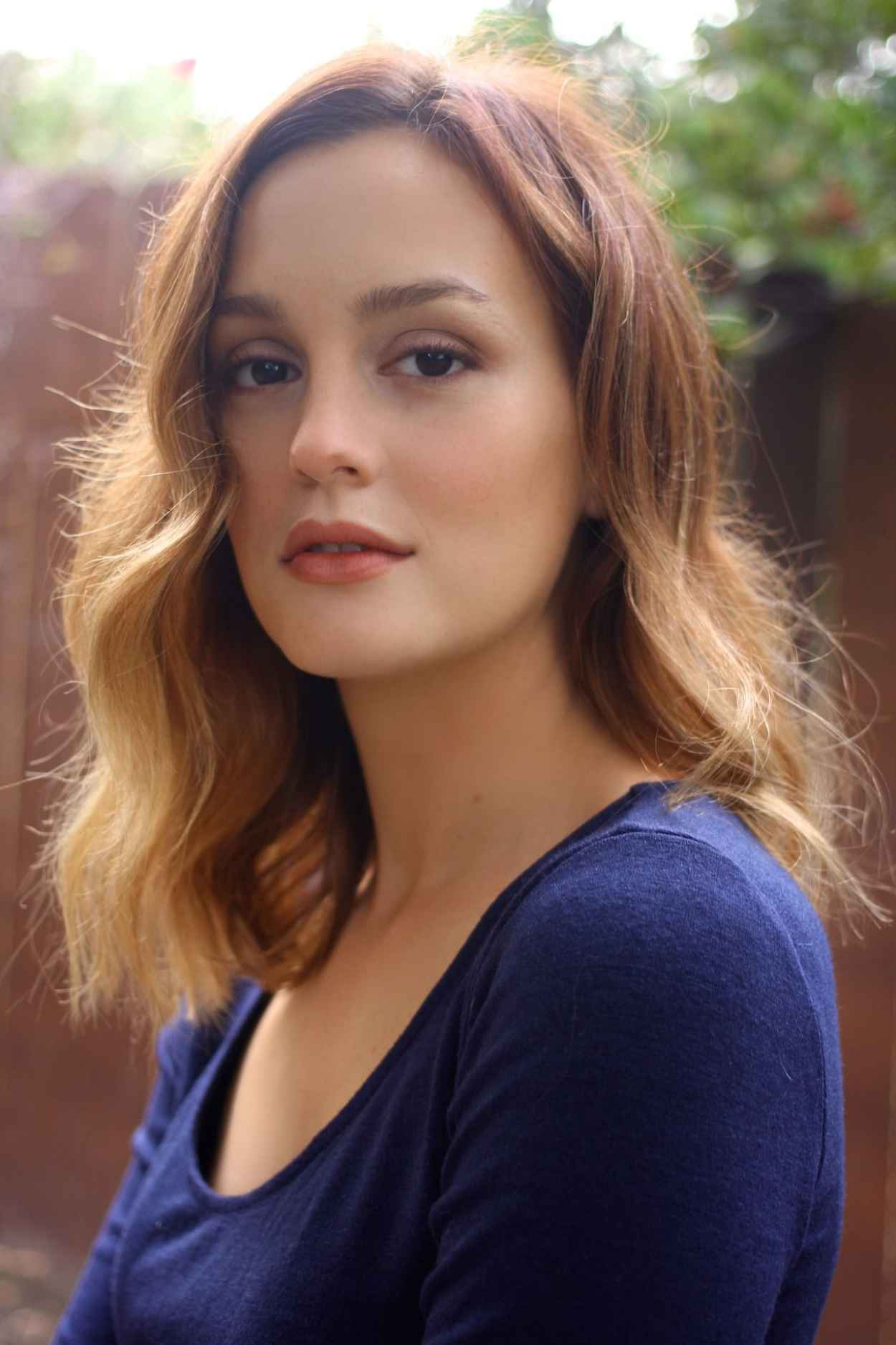 Leighton Meester Photoshoot (2014)-1