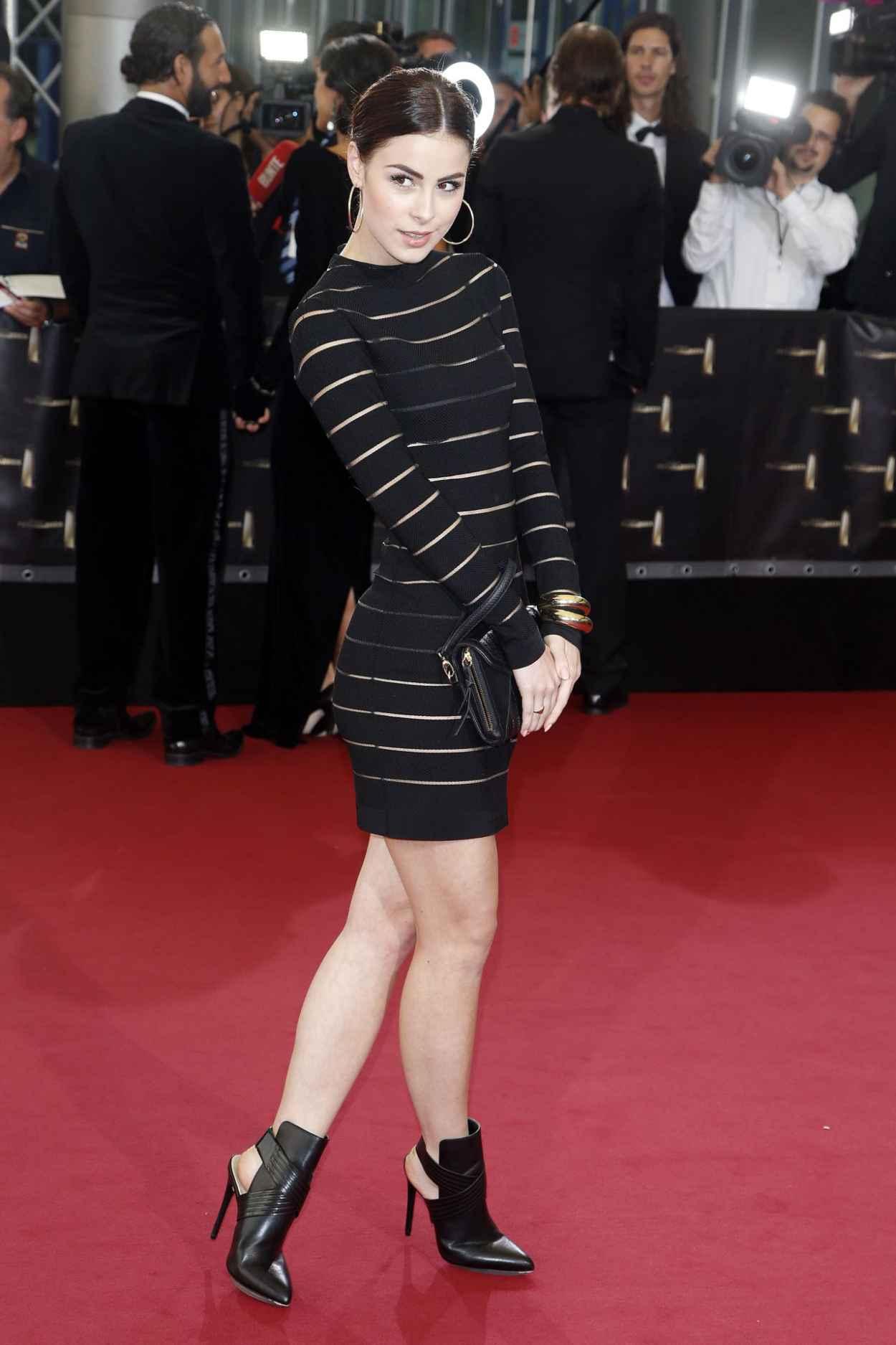 Lena Meyer-Landrut - 16th Deutscher Fernsehpreis 2015 in Cologne (Germany)-1