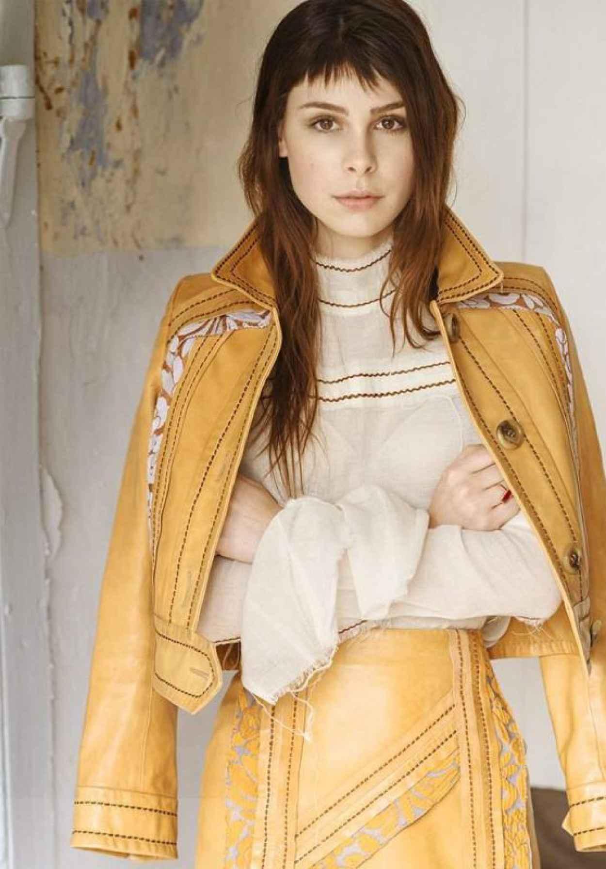 Lena Meyer-Landrut - Grazia Magazine - June 2015-1
