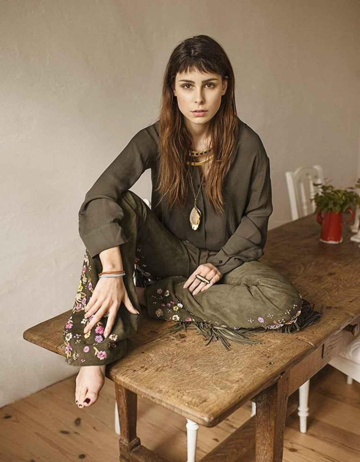Lena Meyer-Landrut - Grazia Magazine - June 2015-3