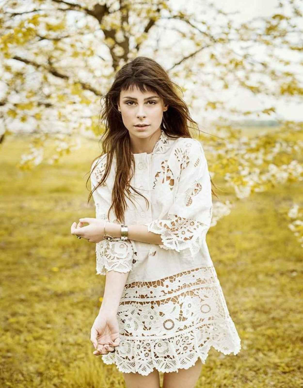 Lena Meyer-Landrut - Grazia Magazine - June 2015-5