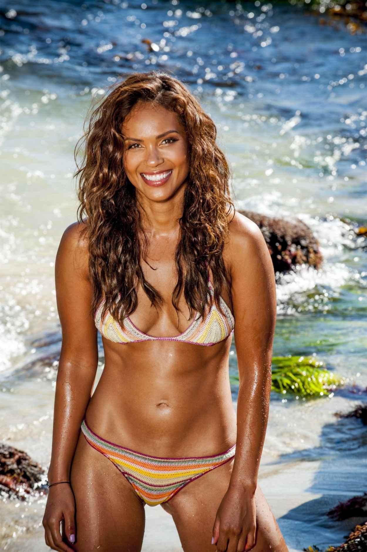 Lesley-Ann Brandt Photoshoot - Drift Promos (Bikini HQ Photos)-1