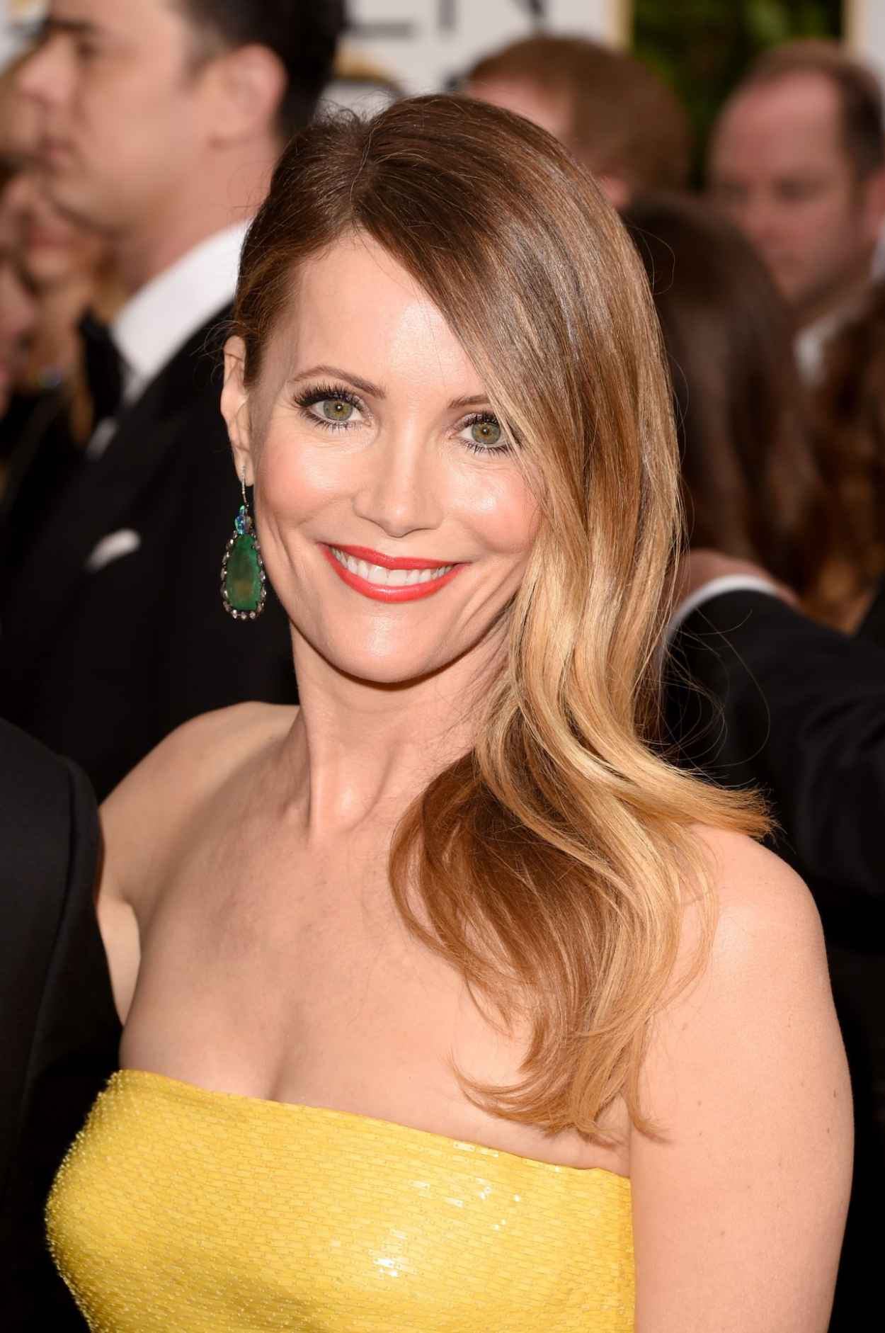 Leslie Mann - 2015 Golden Globe Awards in Beverly Hills-5