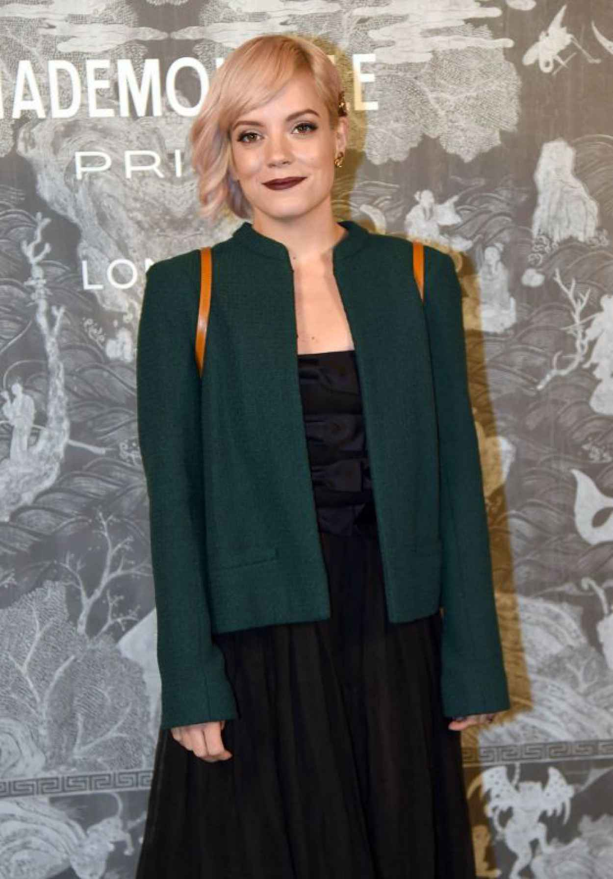 Lily Allen - Chanel Exhibition Party in London, October 2015-1