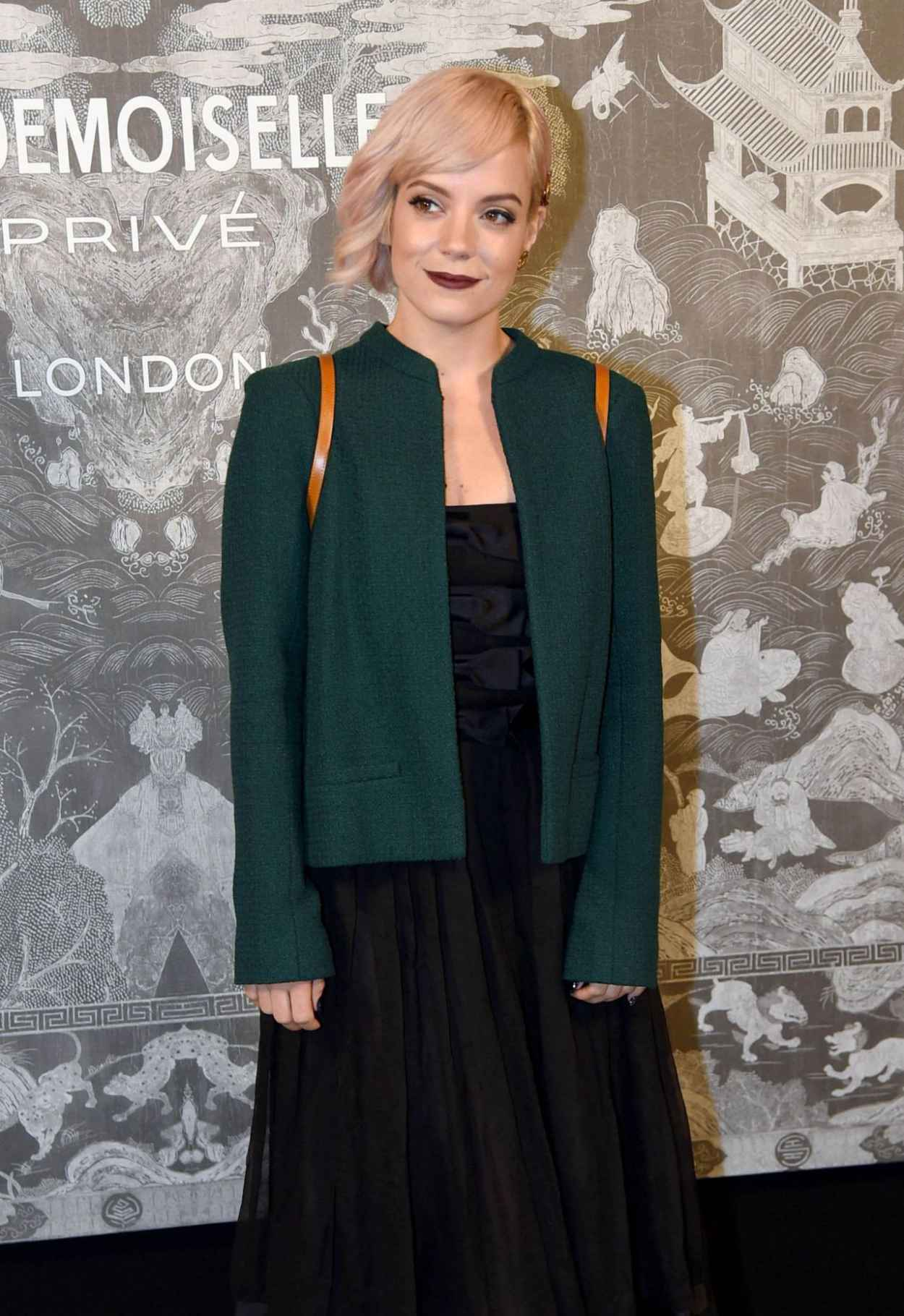Lily Allen - Chanel Exhibition Party in London, October 2015-3