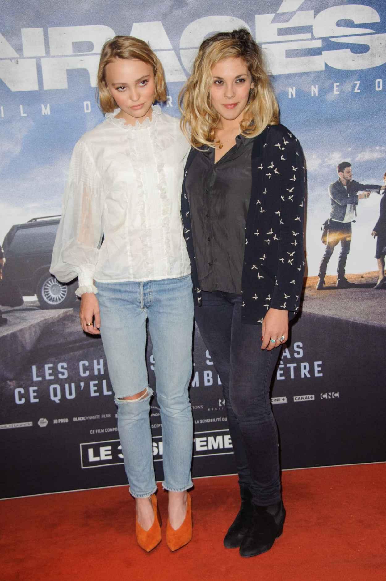 Lily-Rose Depp - Enrages Premiere in Paris-4