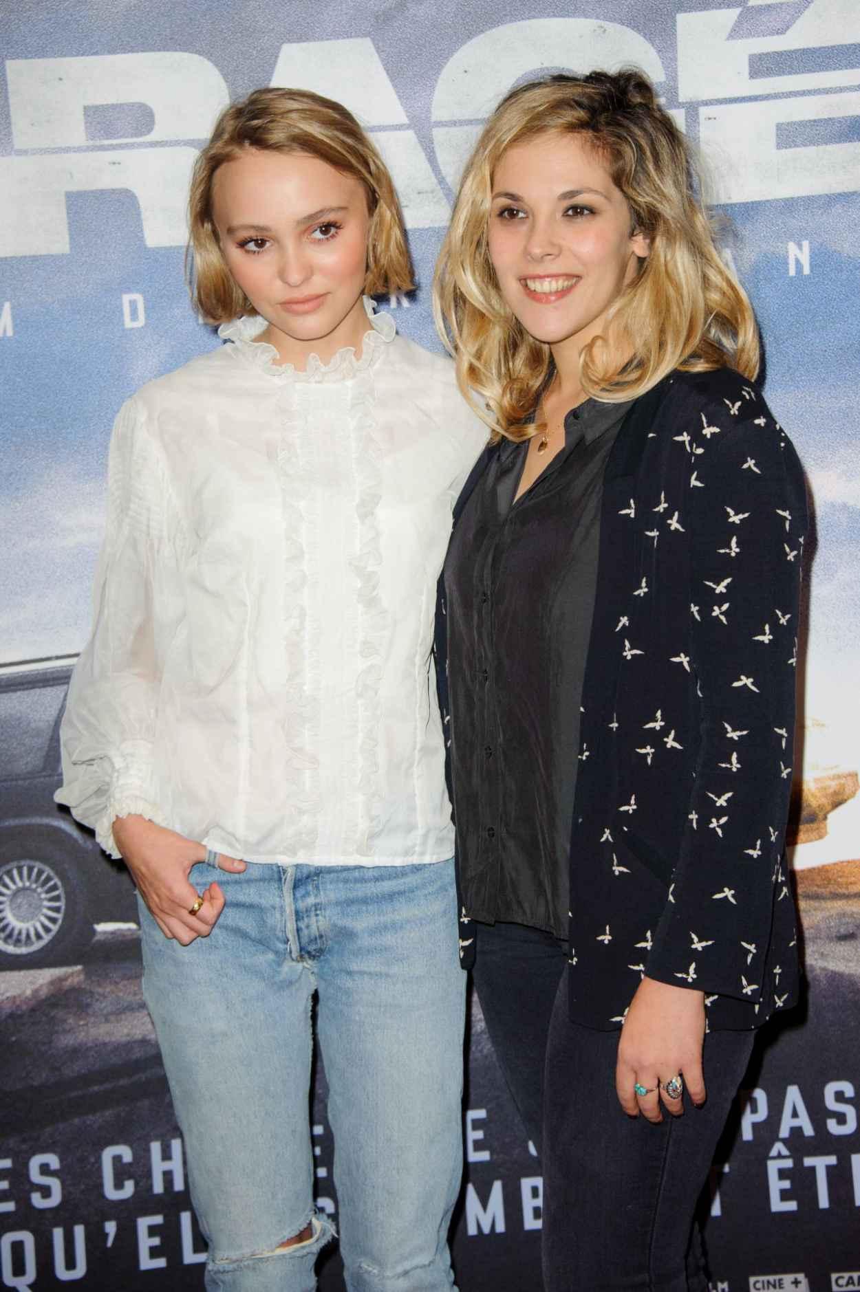 Lily-Rose Depp - Enrages Premiere in Paris-5
