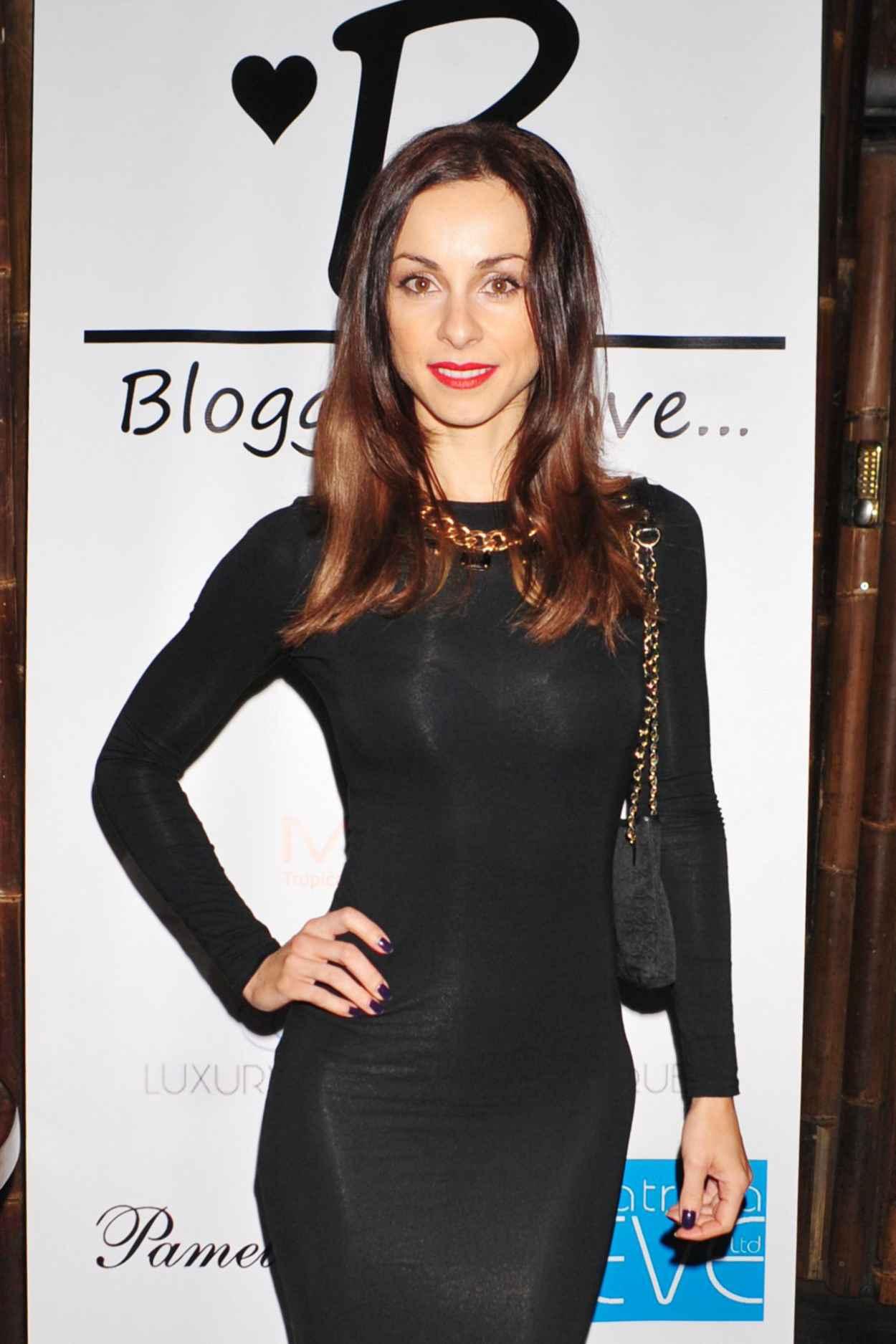 Lindsay Armaou - Bloggers Love Secret Garden Event - London, January 2015-1