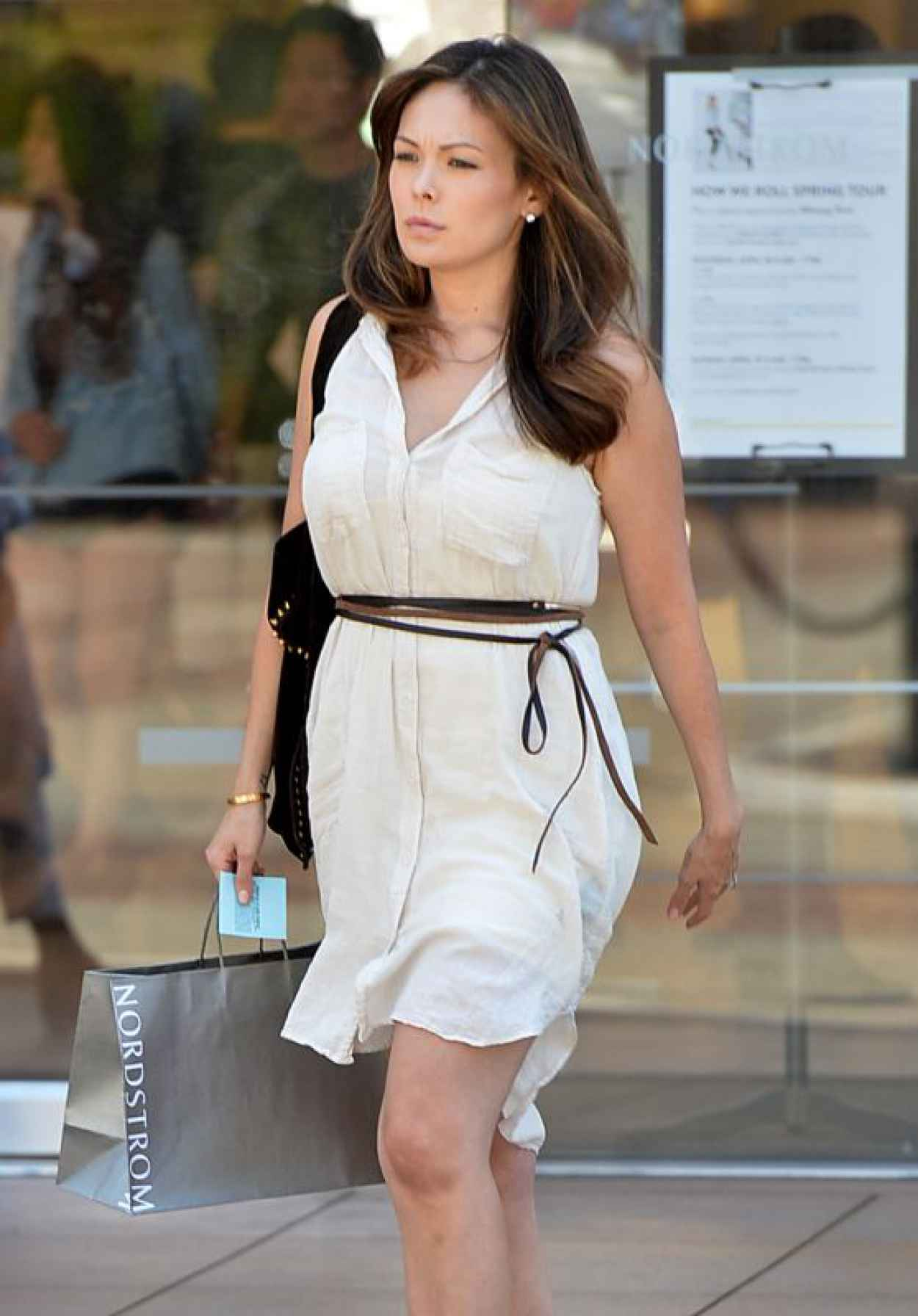 Lindsay Price Style - Shopping in Los Angeles, April 2015-1
