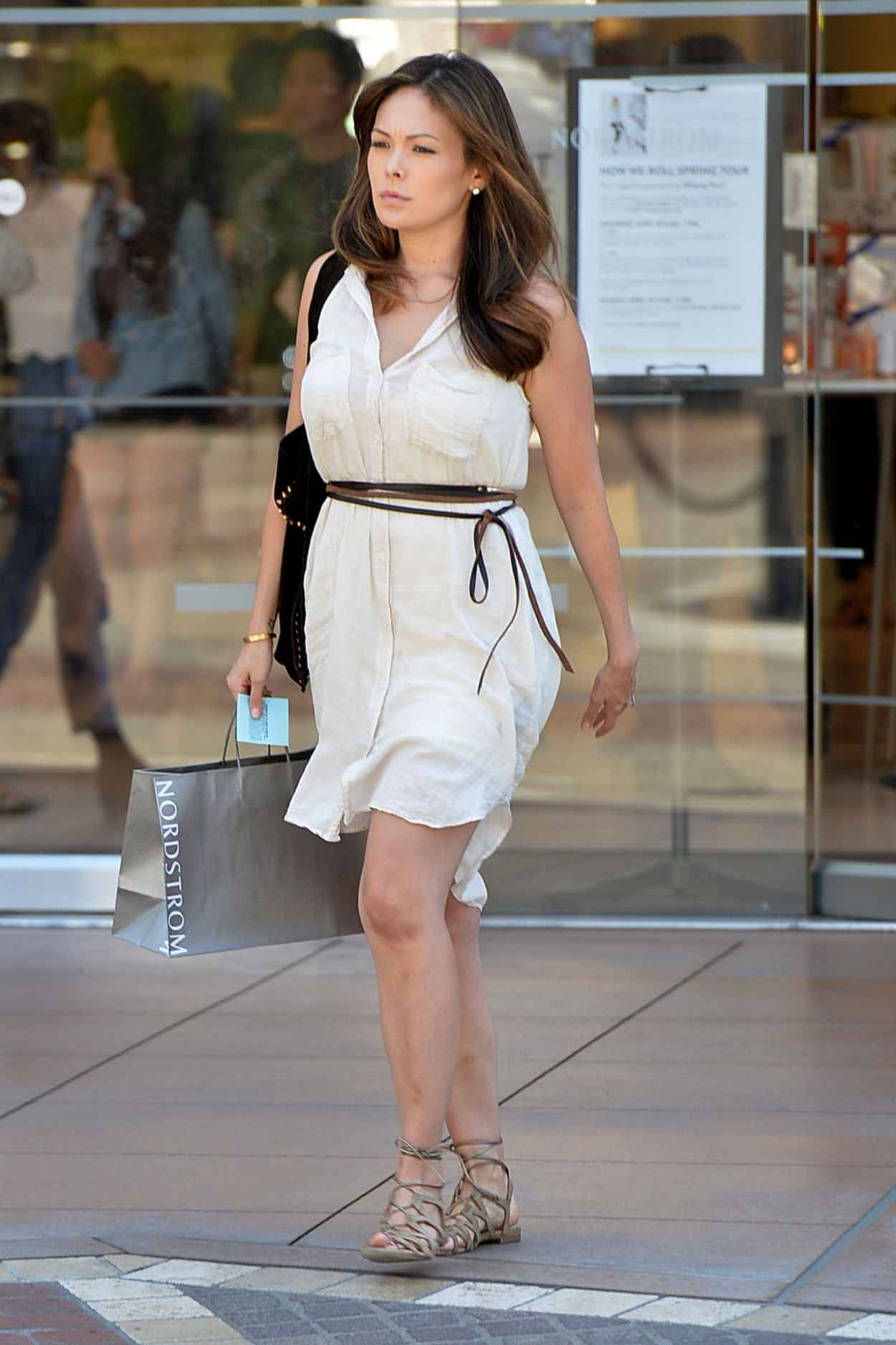 Lindsay Price Style - Shopping in Los Angeles, April 2015-2