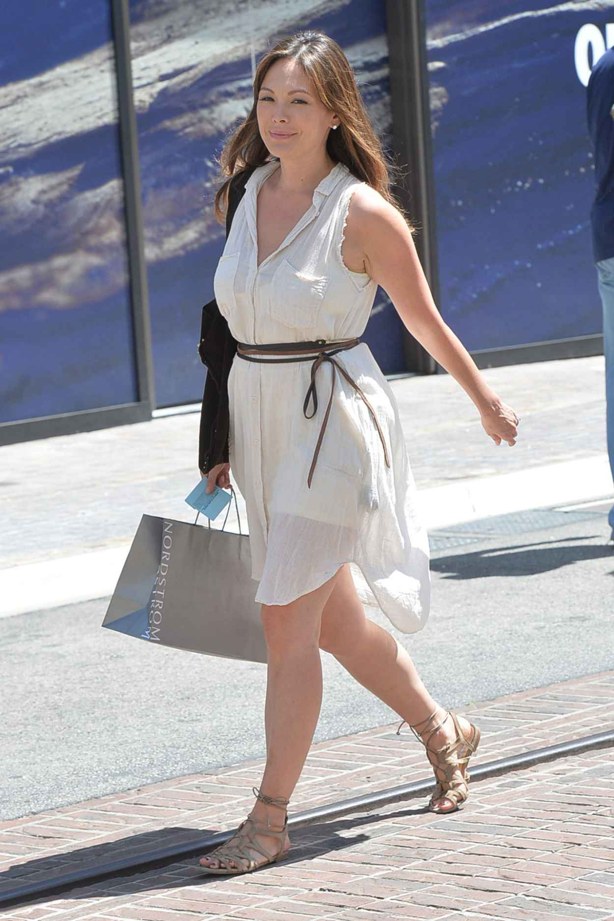 Lindsay Price Style - Shopping in Los Angeles, April 2015-4