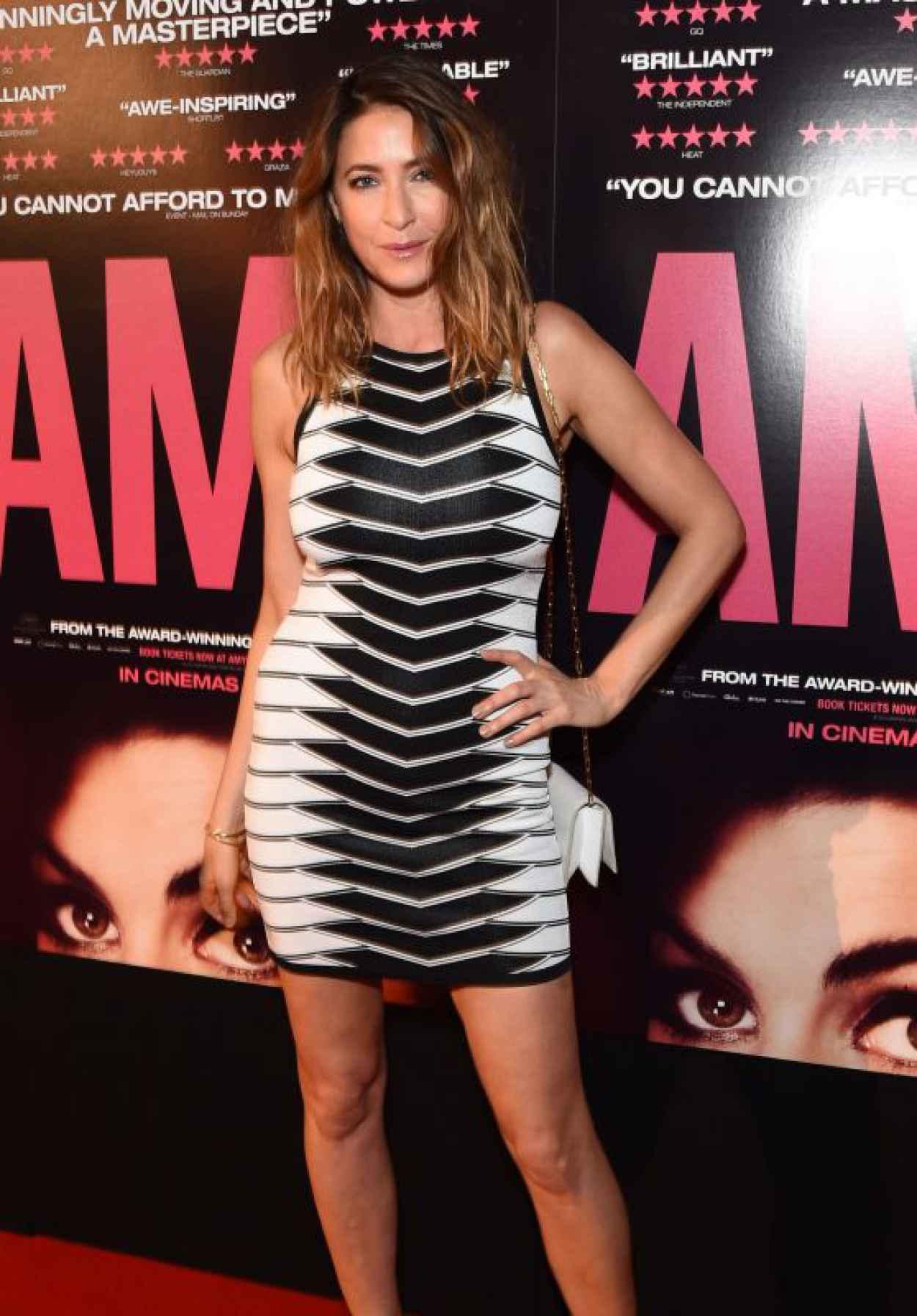 Lisa Snowdon - Amy Premiere in London-1