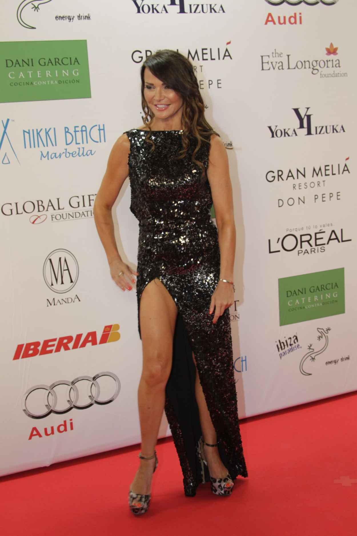 Lizzie Cundy Hosted the Global Gift Gala in Marbella for Charity-1