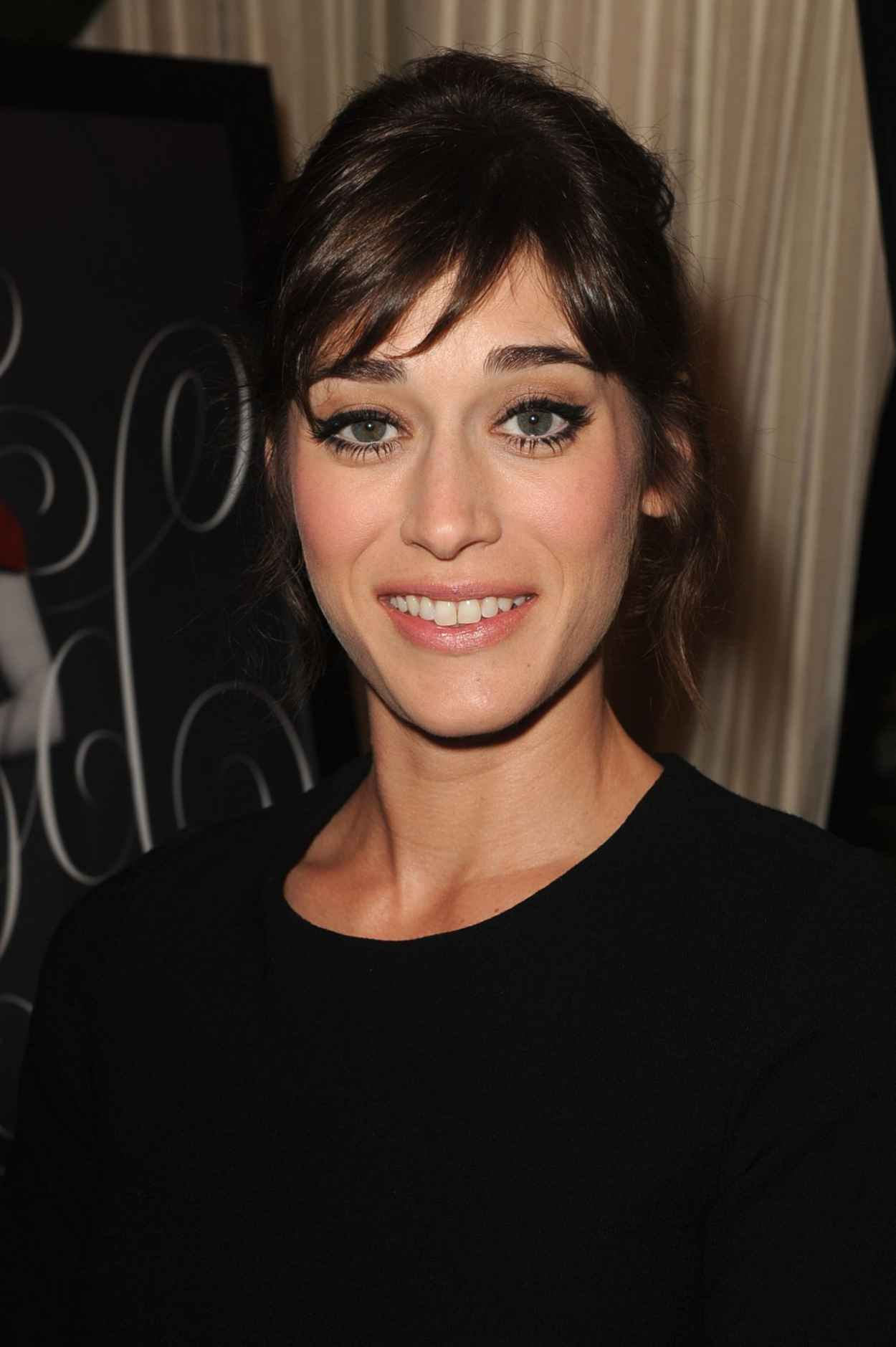 Lizzy Caplan - AFI Awards Luncheon in Beverly Hills - 2015-1