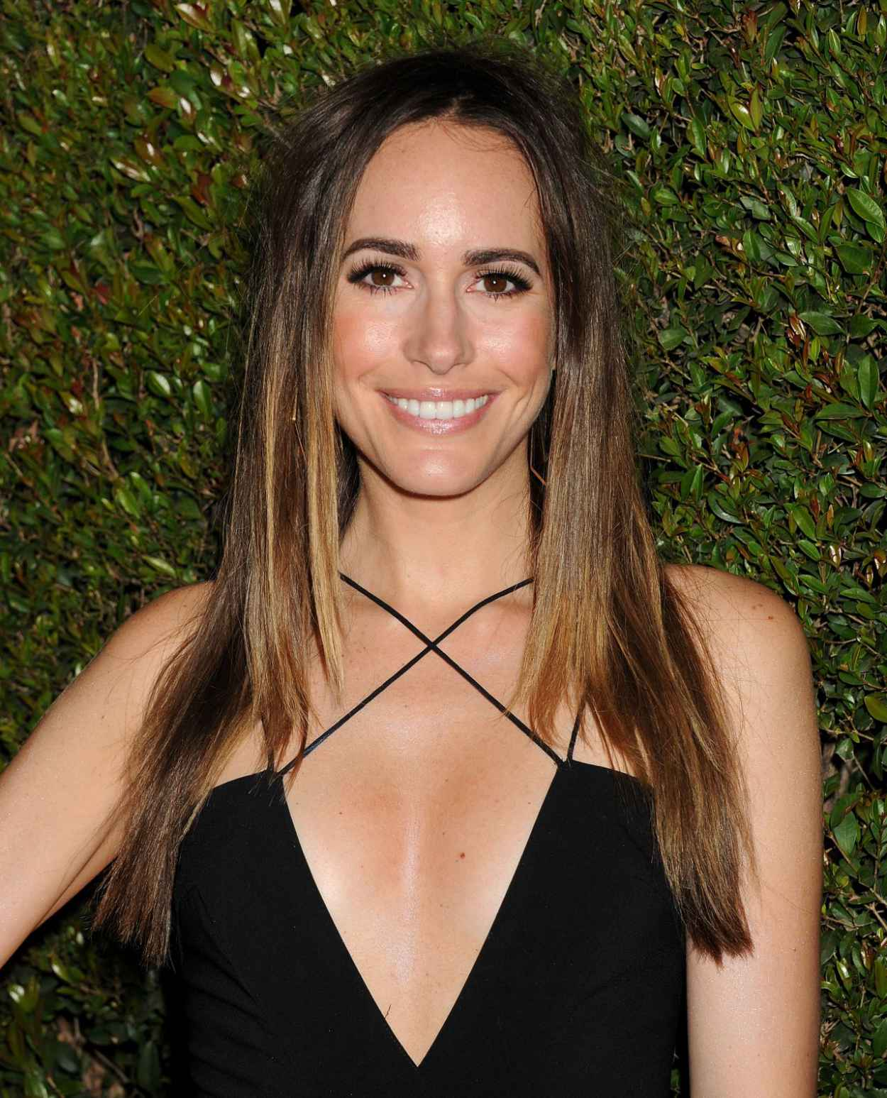 Louise Roe - Decades of Glamour Event in West Hollywood-1
