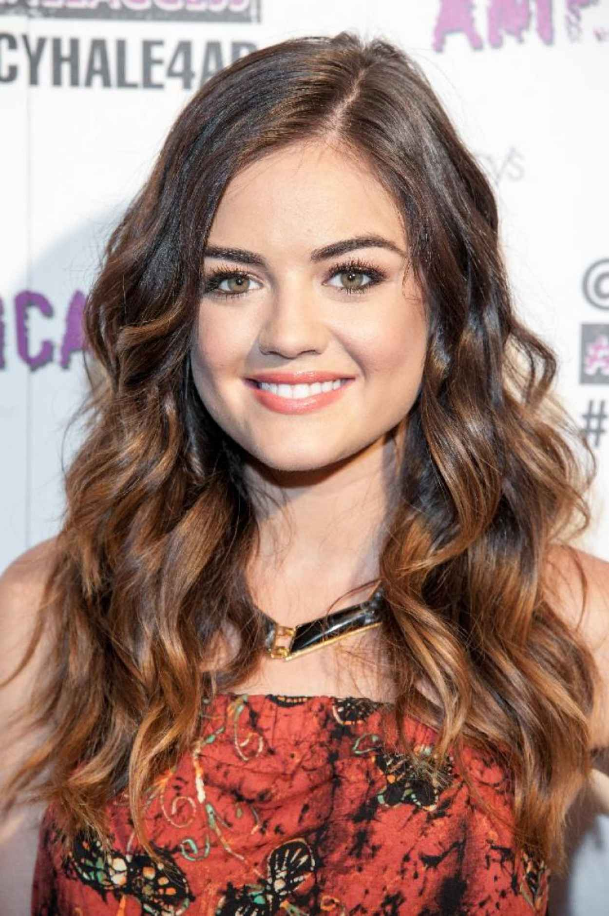 Lucy Hale - American Rags All Access Campaign - June 2015-1