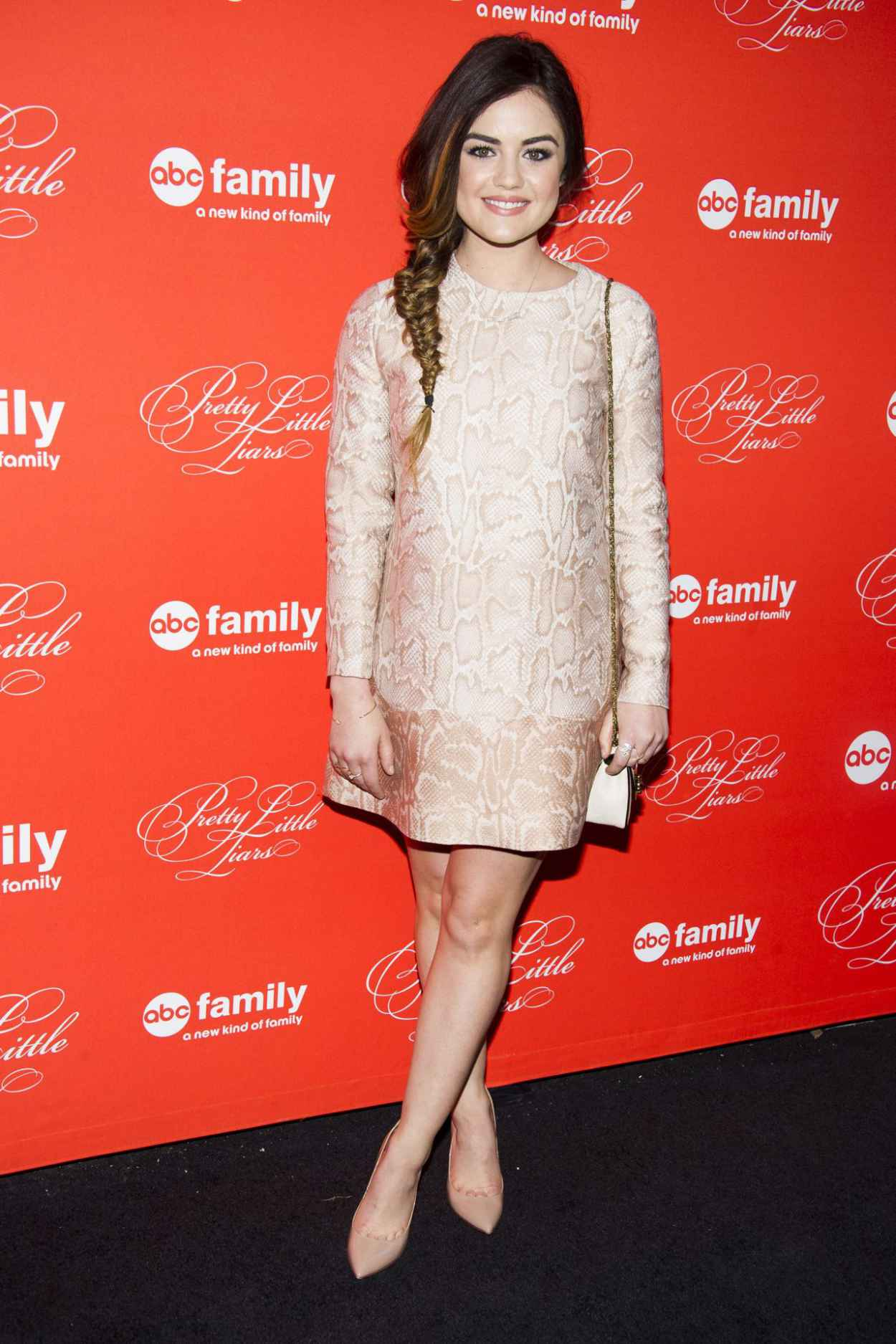 Lucy Hale - -Pretty Little Liars- Season Finale Screening - March 2015-1