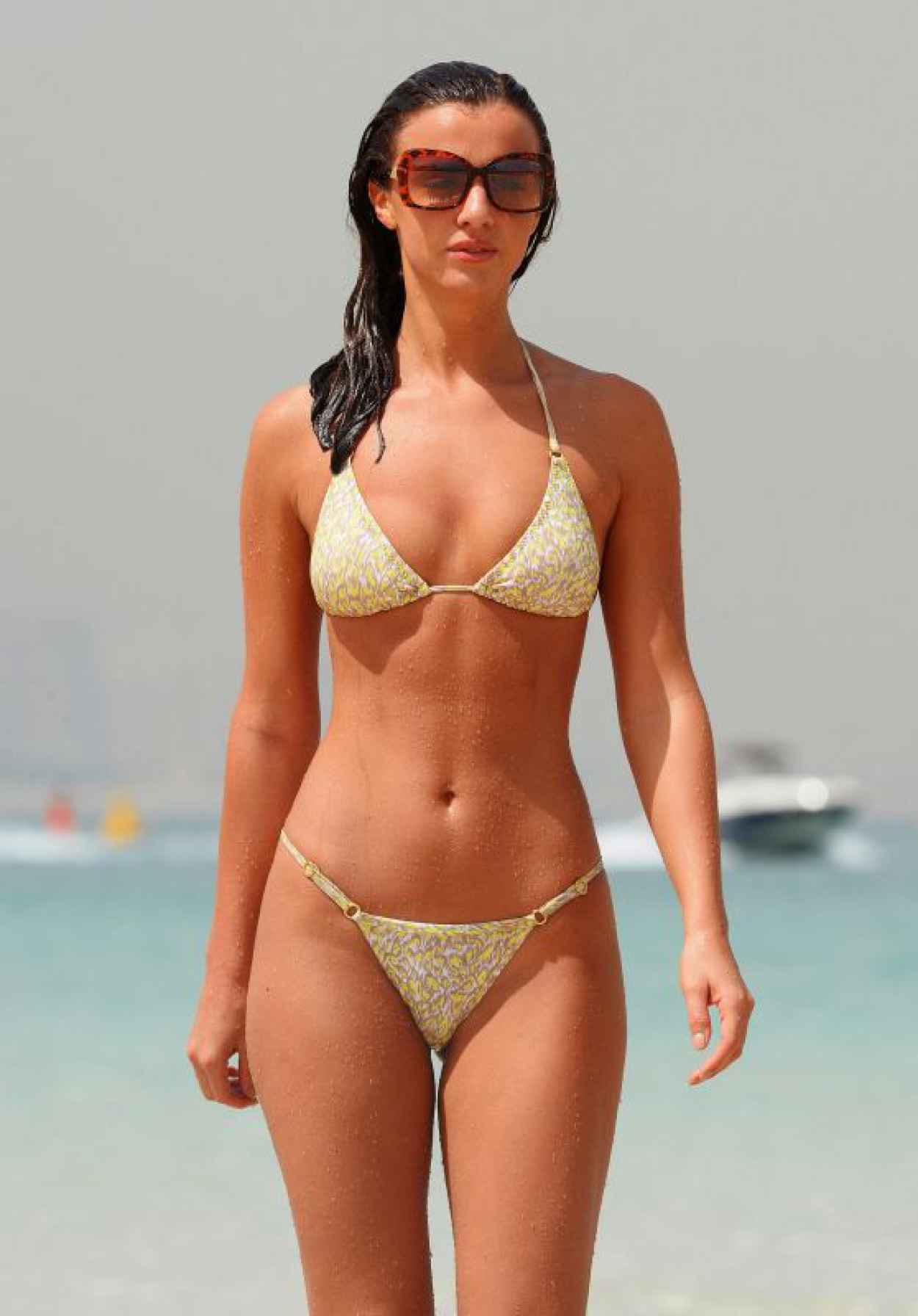 Lucy Mecklenburgh Bikini Hot Pics - Dubai, April 2015-1