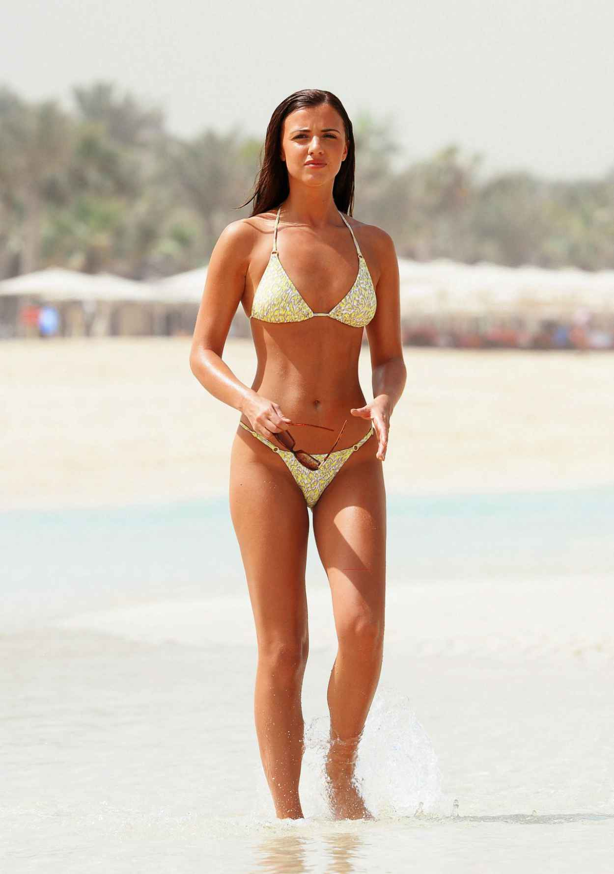 Lucy Mecklenburgh Bikini Hot Pics - Dubai, April 2015-2