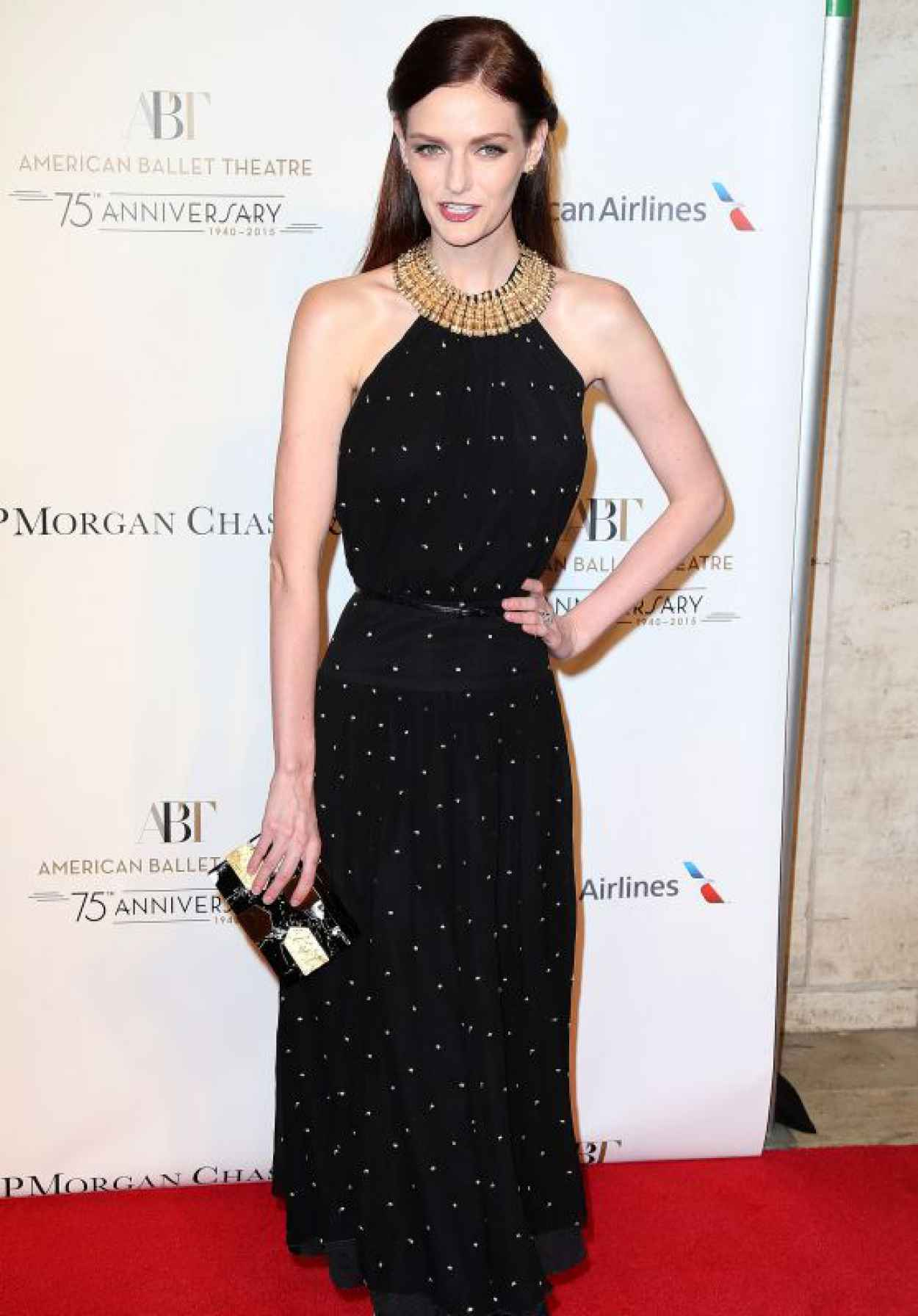 Lydia Hearst - American Ballet 75th Anniversary Fall Gala in New York City-1