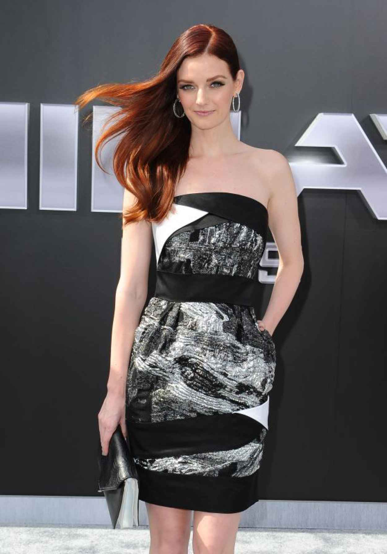 Lydia Hearst - Terminator Genisys Premiere at the Dolby Theatre in Hollywood-1
